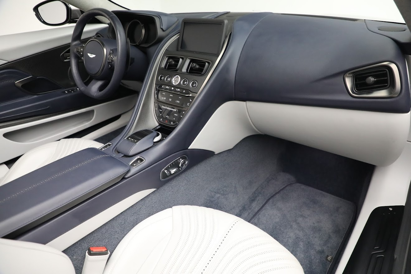 New 2019 Aston Martin DB11 V8 Convertible For Sale In Westport, CT 3147_p27