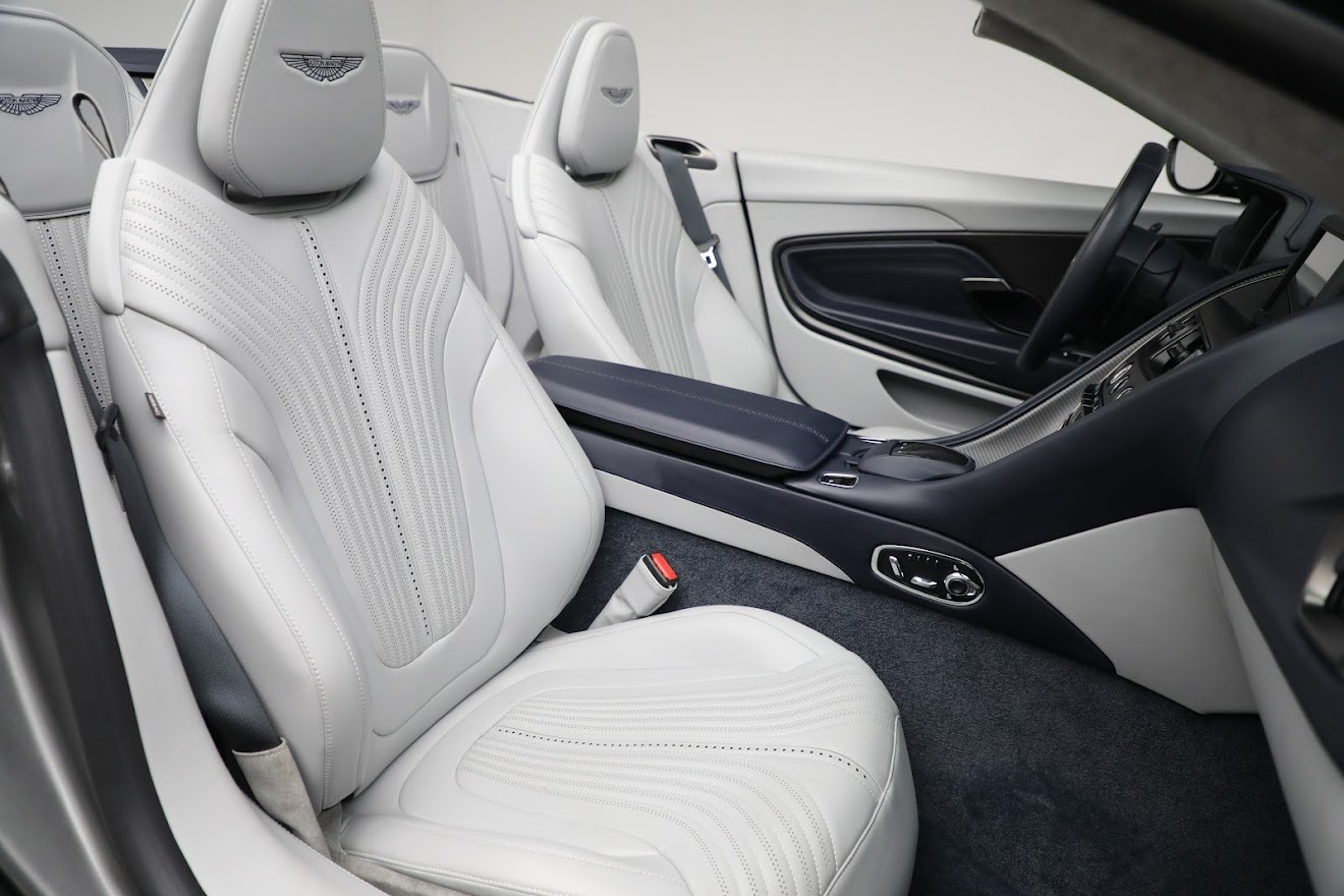 New 2019 Aston Martin DB11 V8 Convertible For Sale In Westport, CT 3147_p29