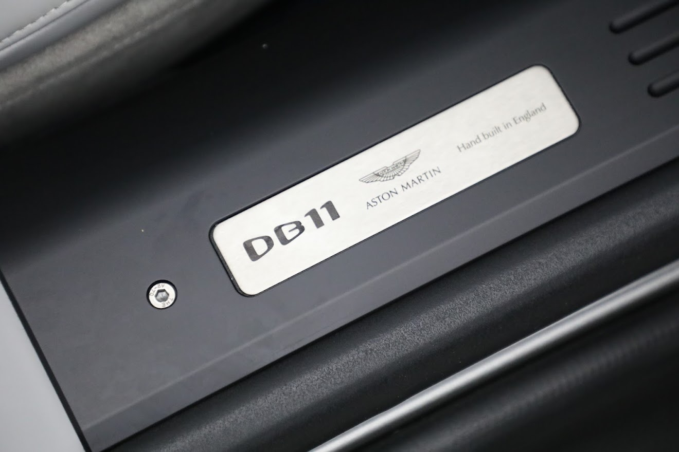 New 2019 Aston Martin DB11 V8 Convertible For Sale In Westport, CT 3147_p30