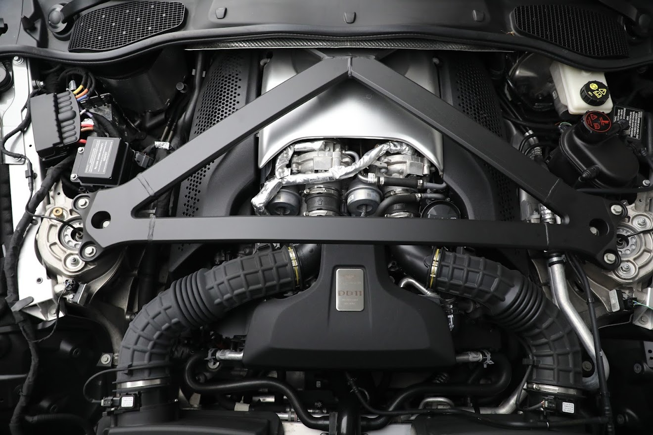 New 2019 Aston Martin DB11 V8 Convertible For Sale In Westport, CT 3147_p32