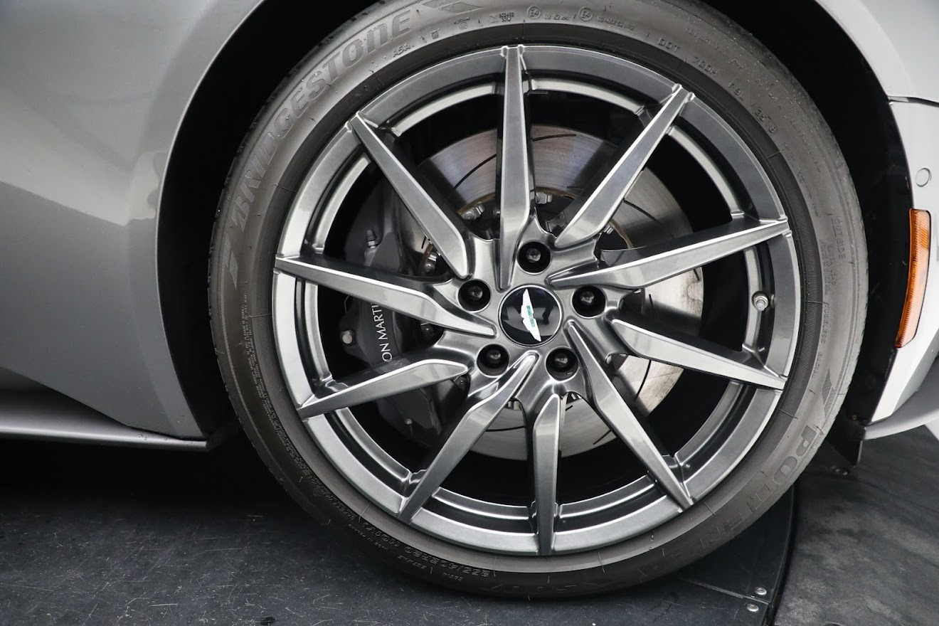 New 2019 Aston Martin DB11 V8 Convertible For Sale In Westport, CT 3147_p33