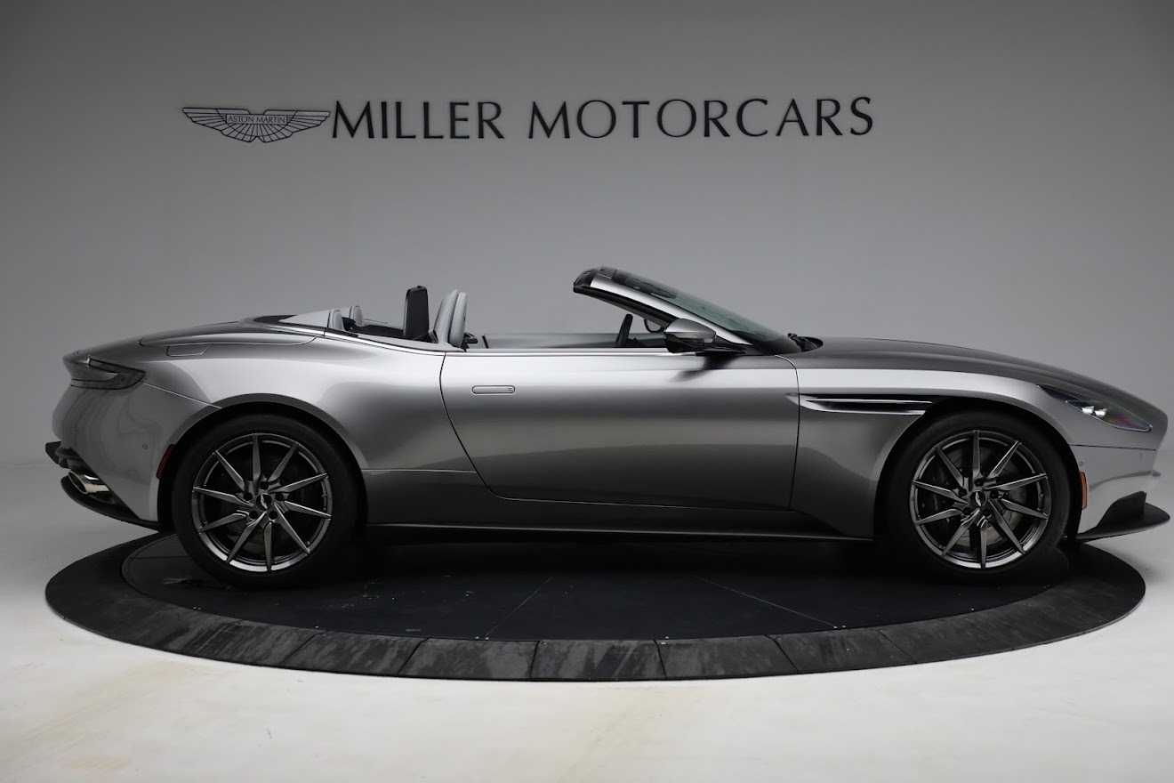 New 2019 Aston Martin DB11 V8 Convertible For Sale In Westport, CT 3147_p9