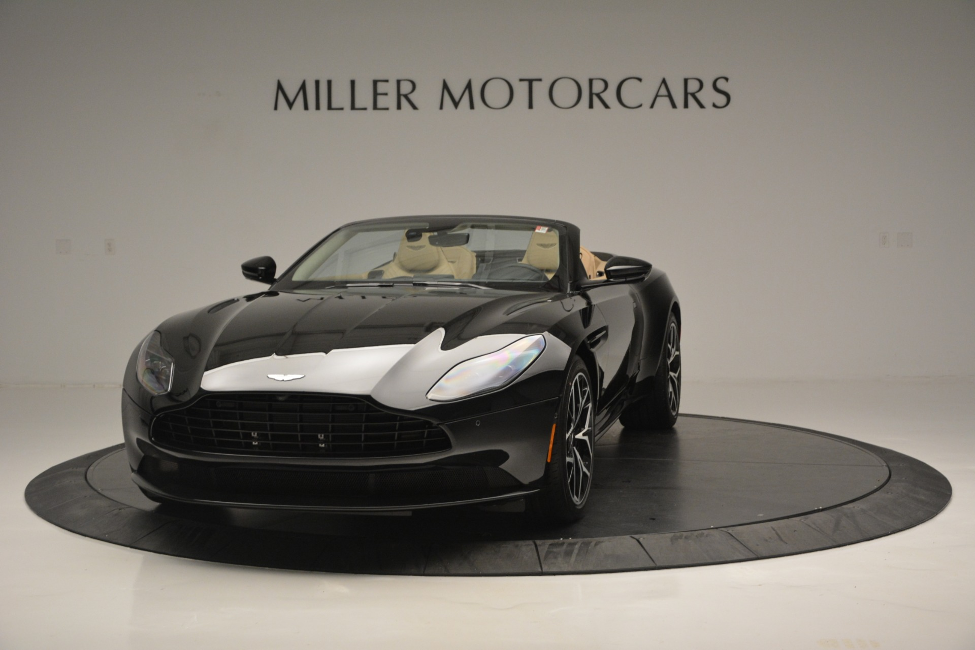 New 2019 Aston Martin DB11 V8 Convertible For Sale In Westport, CT 3148_p2