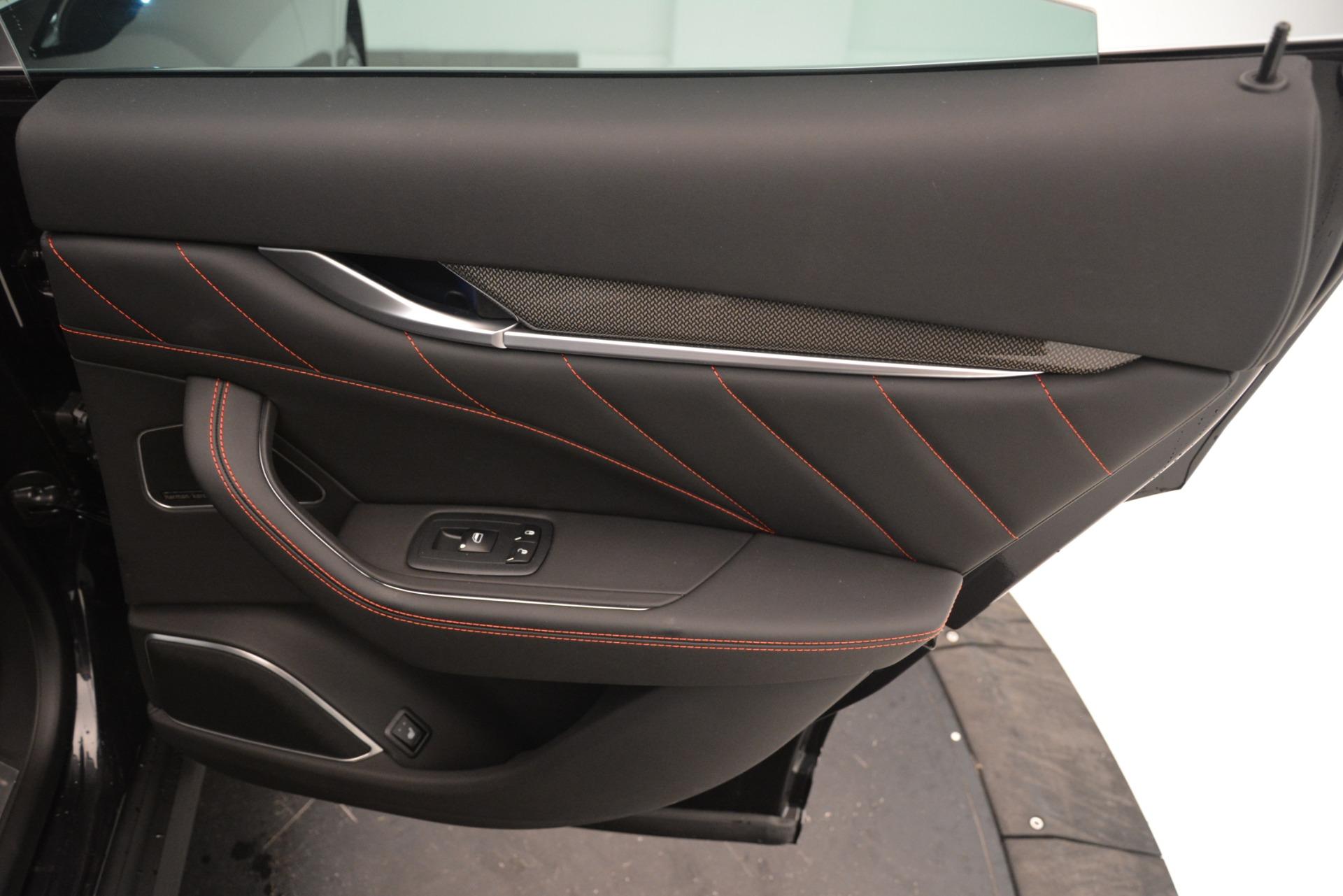 New 2019 Maserati Levante S Q4 GranSport For Sale In Westport, CT 3149_p27