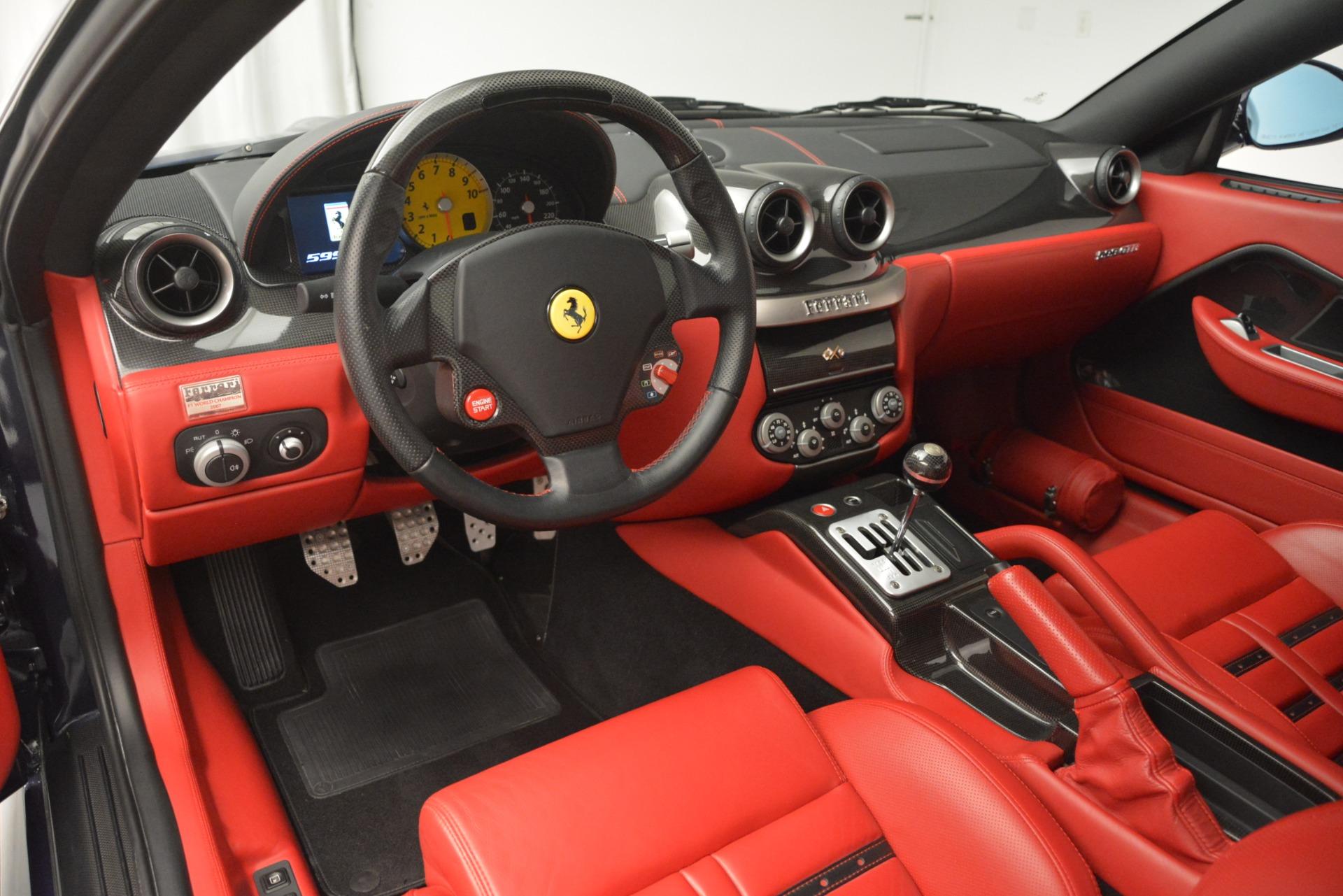 Used 2008 Ferrari 599 GTB Fiorano  For Sale In Westport, CT 3154_p13
