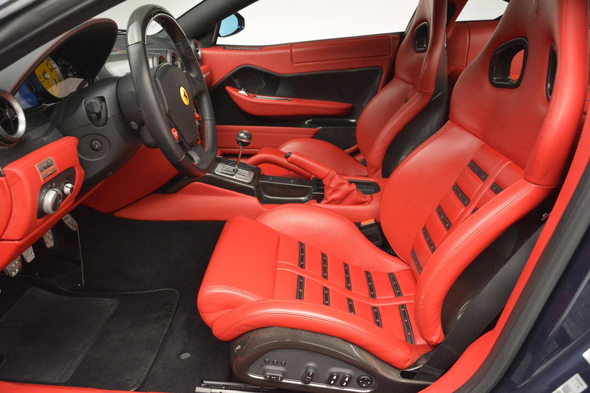Used 2008 Ferrari 599 GTB Fiorano  For Sale In Westport, CT 3154_p14