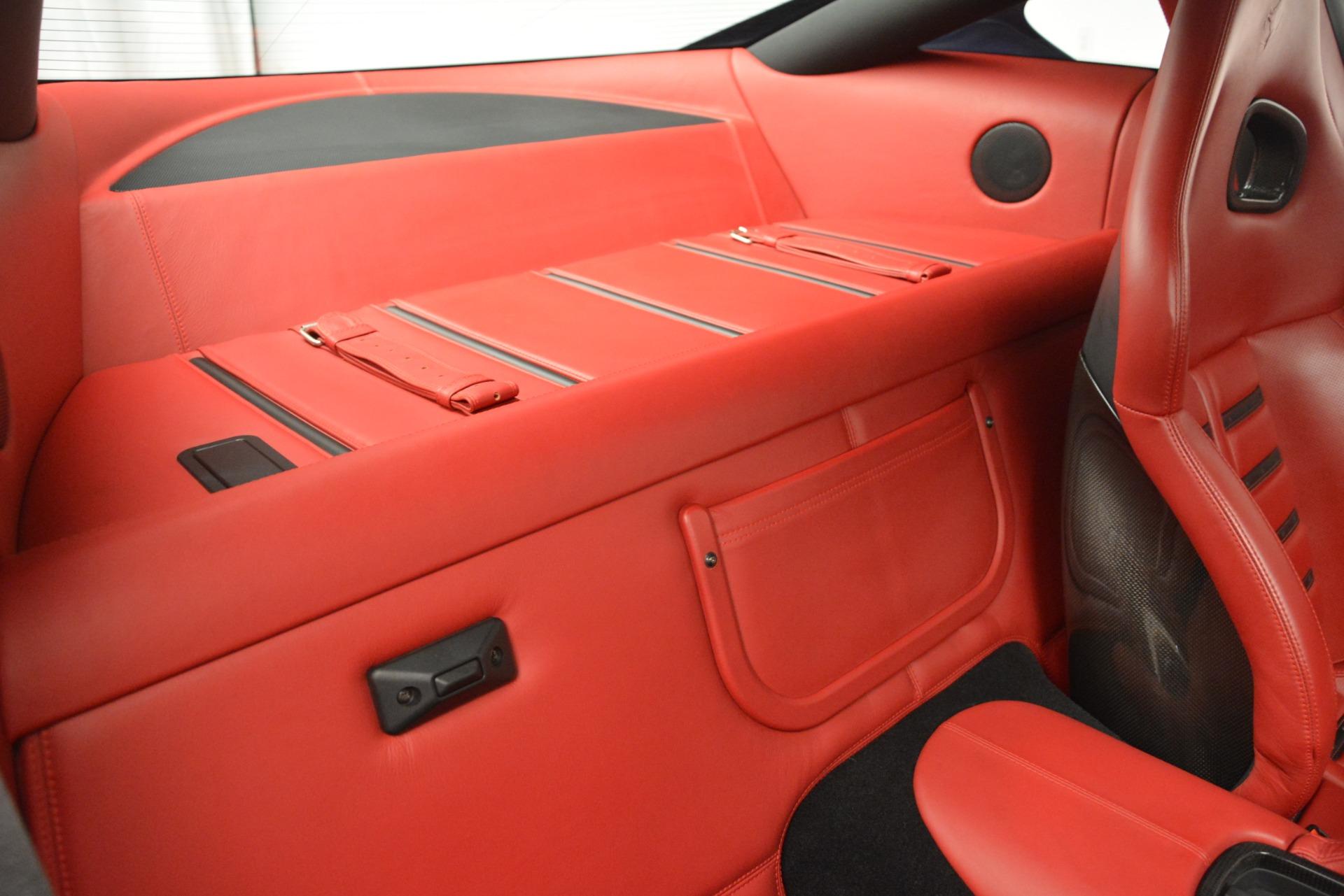 Used 2008 Ferrari 599 GTB Fiorano  For Sale In Westport, CT 3154_p21