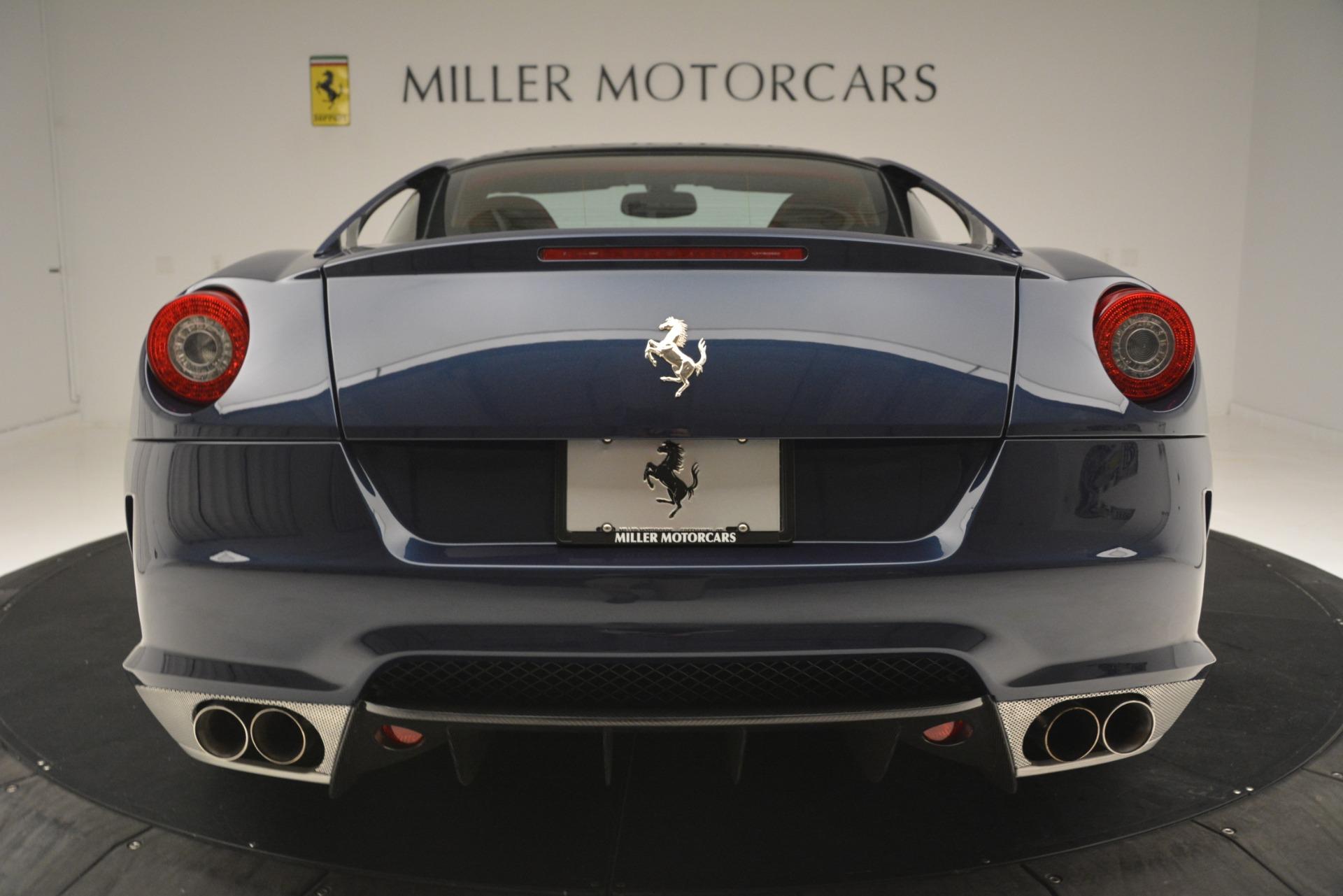 Used 2008 Ferrari 599 GTB Fiorano  For Sale In Westport, CT 3154_p24