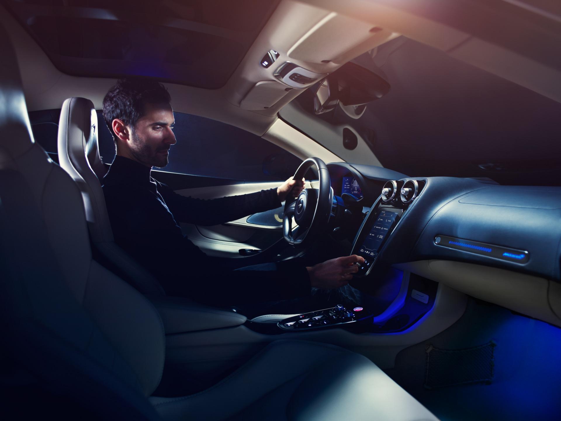 New 2020 McLaren GT Coupe For Sale In Westport, CT 3156_p18