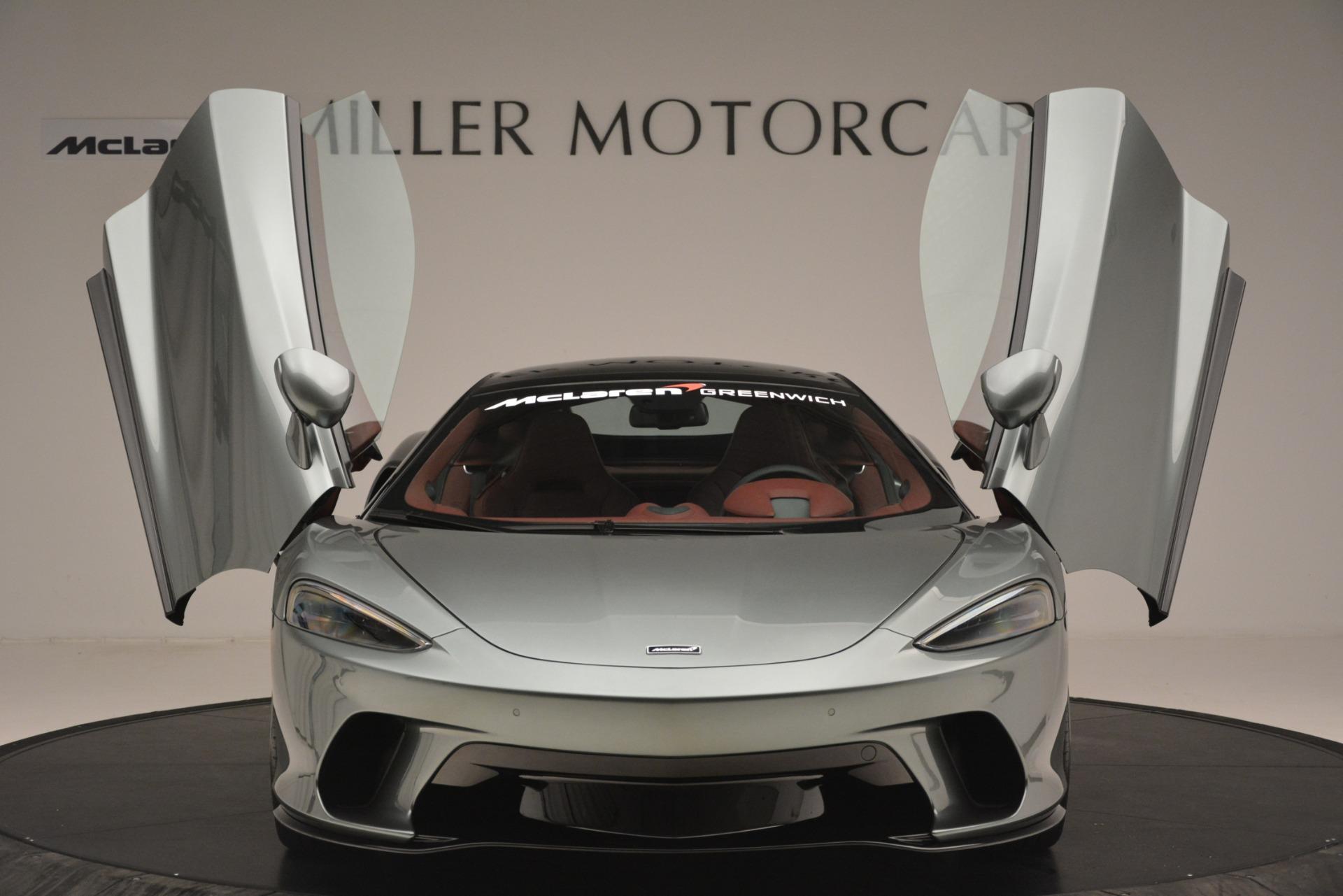 New 2020 McLaren GT Coupe For Sale In Westport, CT 3156_p23