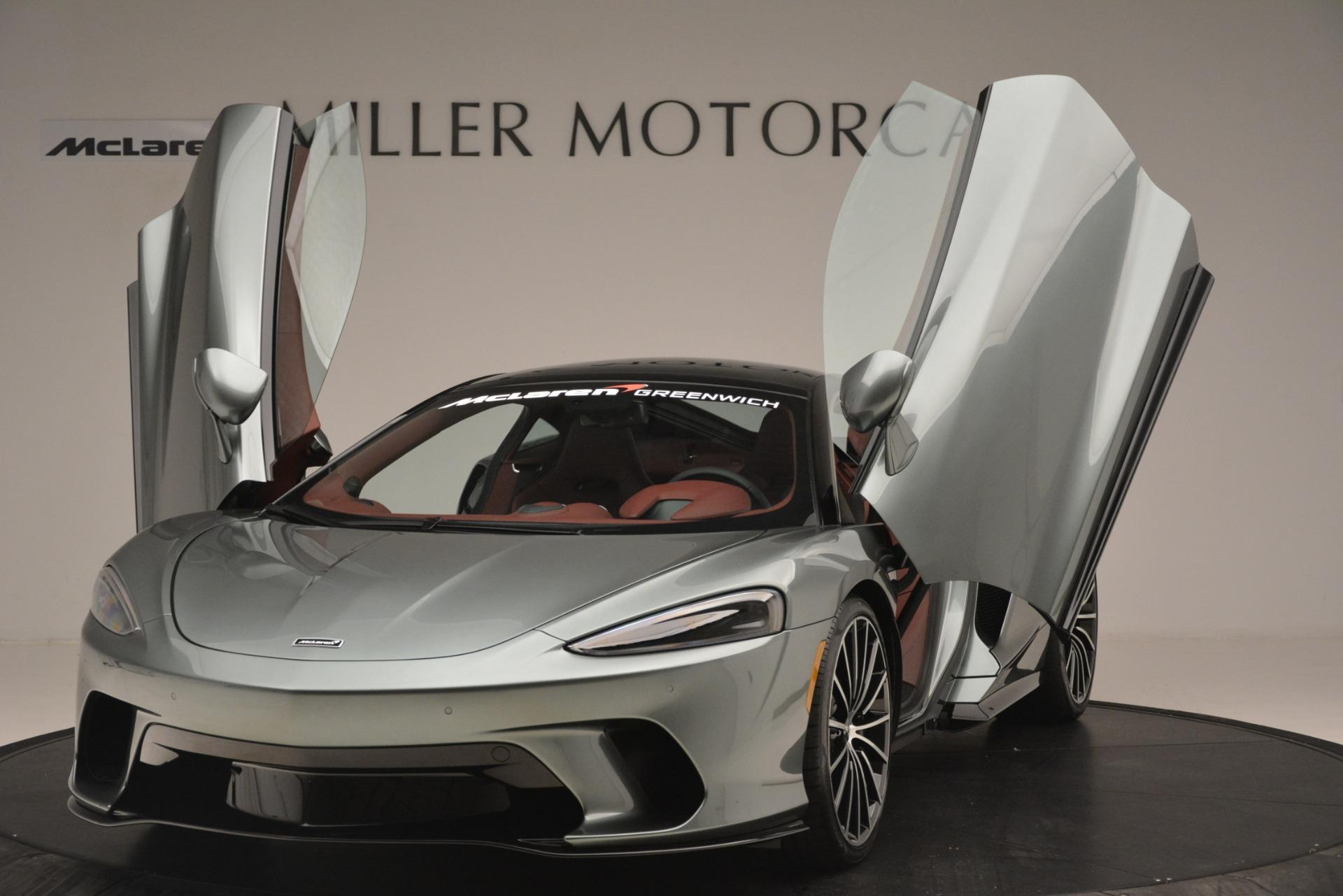 New 2020 McLaren GT Coupe For Sale In Westport, CT 3156_p24