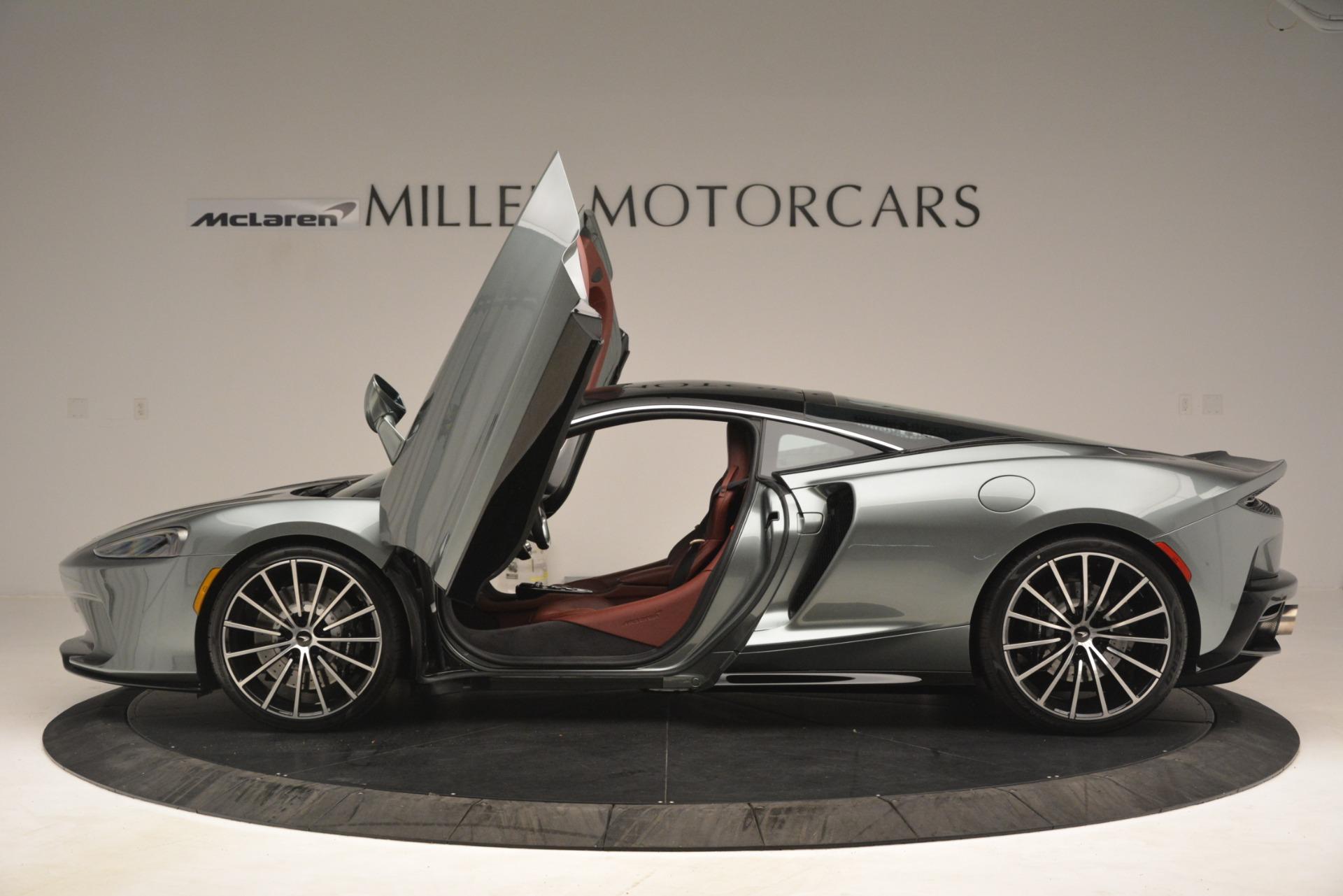New 2020 McLaren GT Coupe For Sale In Westport, CT 3156_p26
