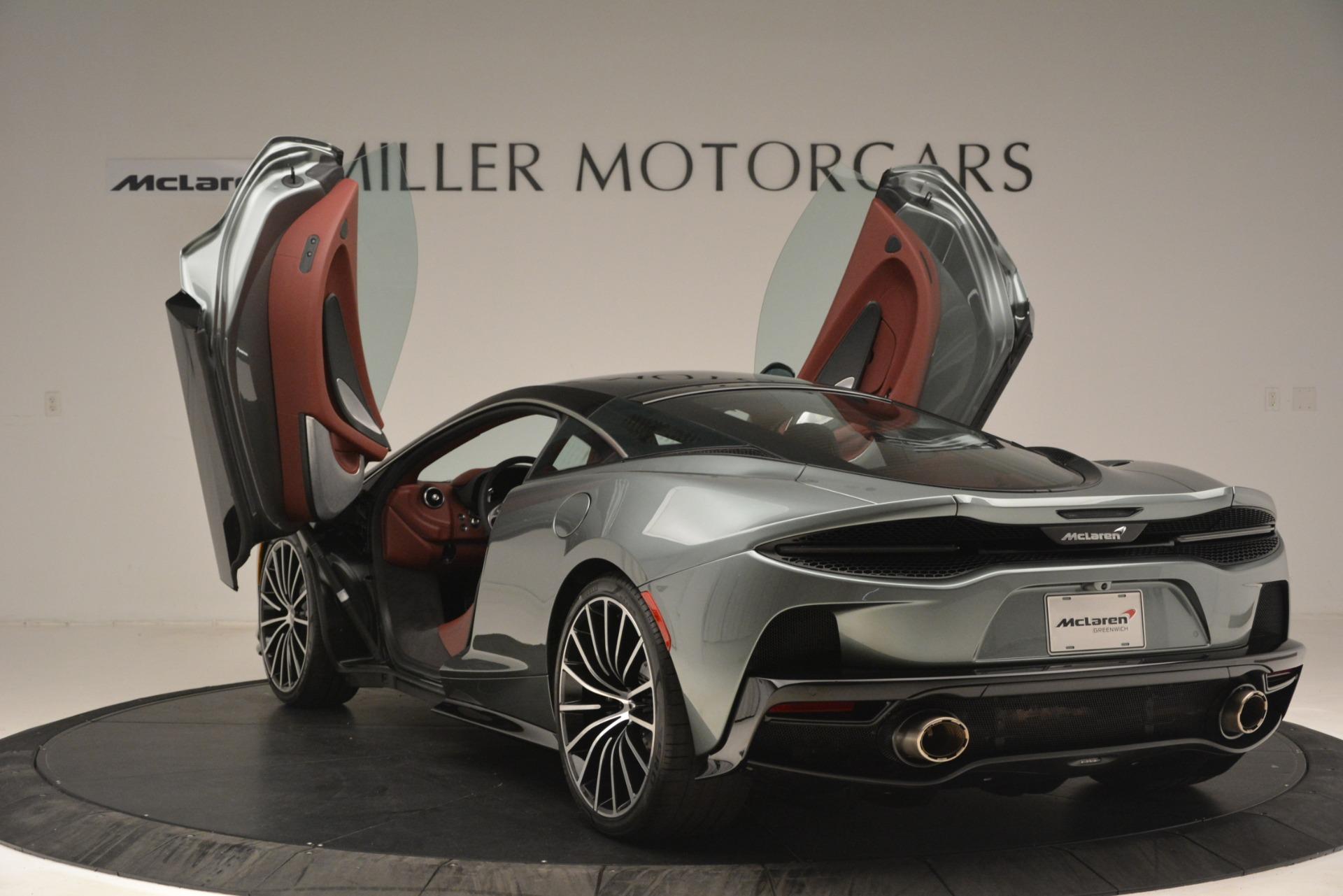 New 2020 McLaren GT Coupe For Sale In Westport, CT 3156_p28