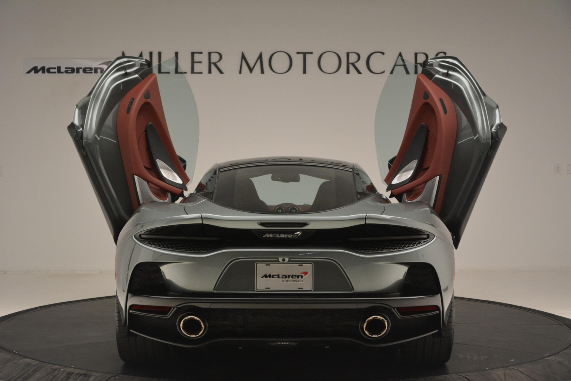 New 2020 McLaren GT Coupe For Sale In Westport, CT 3156_p29