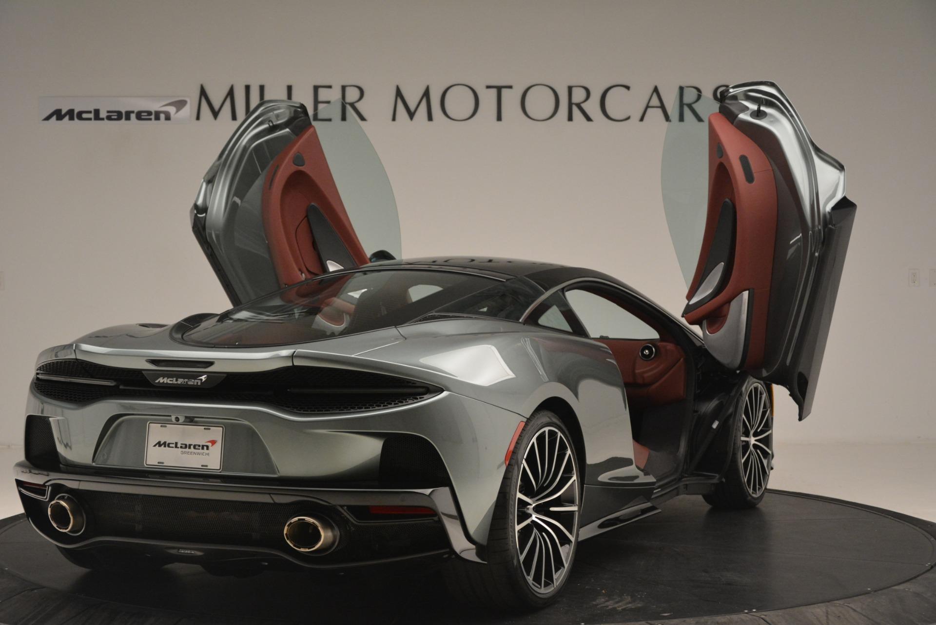 New 2020 McLaren GT Coupe For Sale In Westport, CT 3156_p30