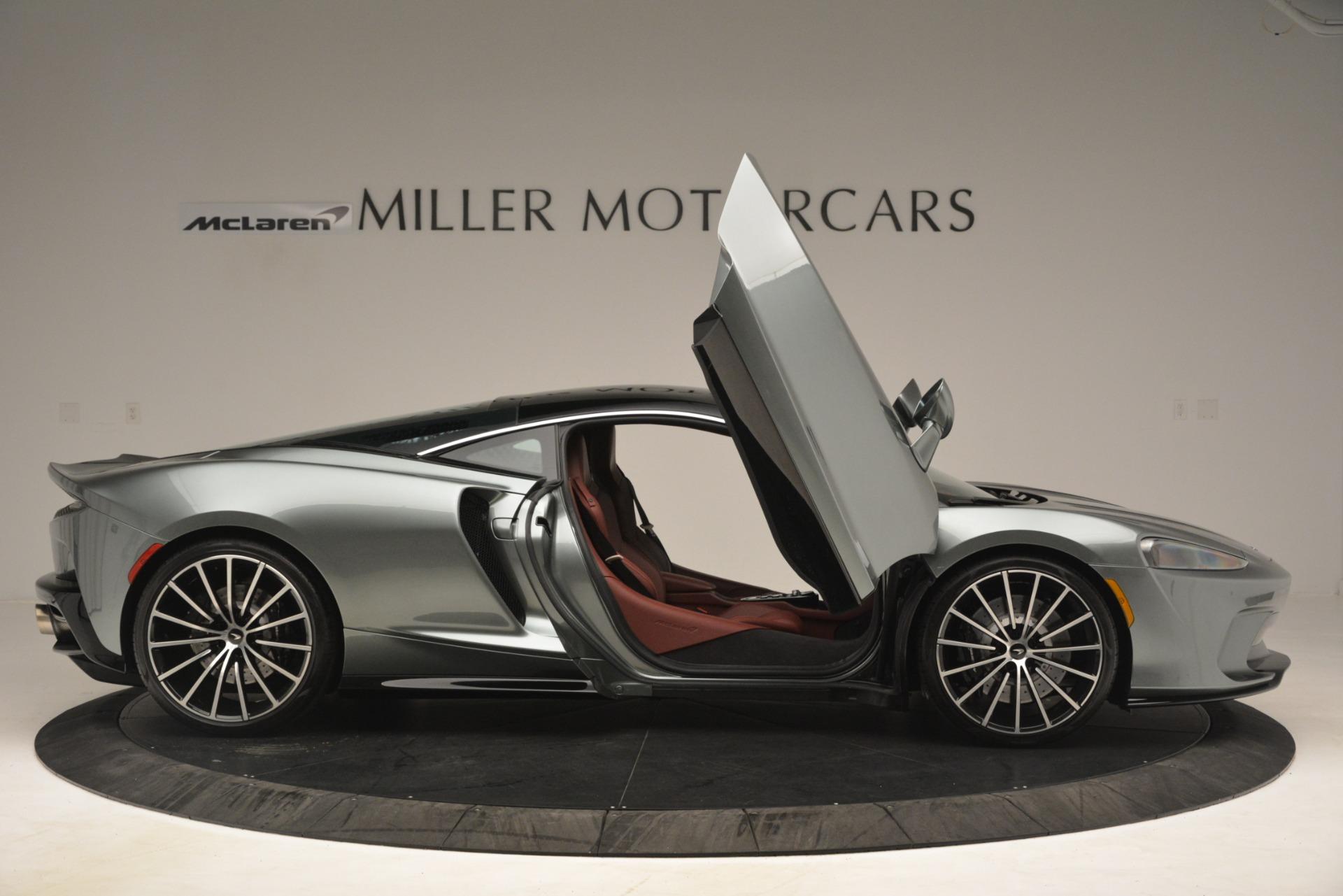 New 2020 McLaren GT Coupe For Sale In Westport, CT 3156_p32