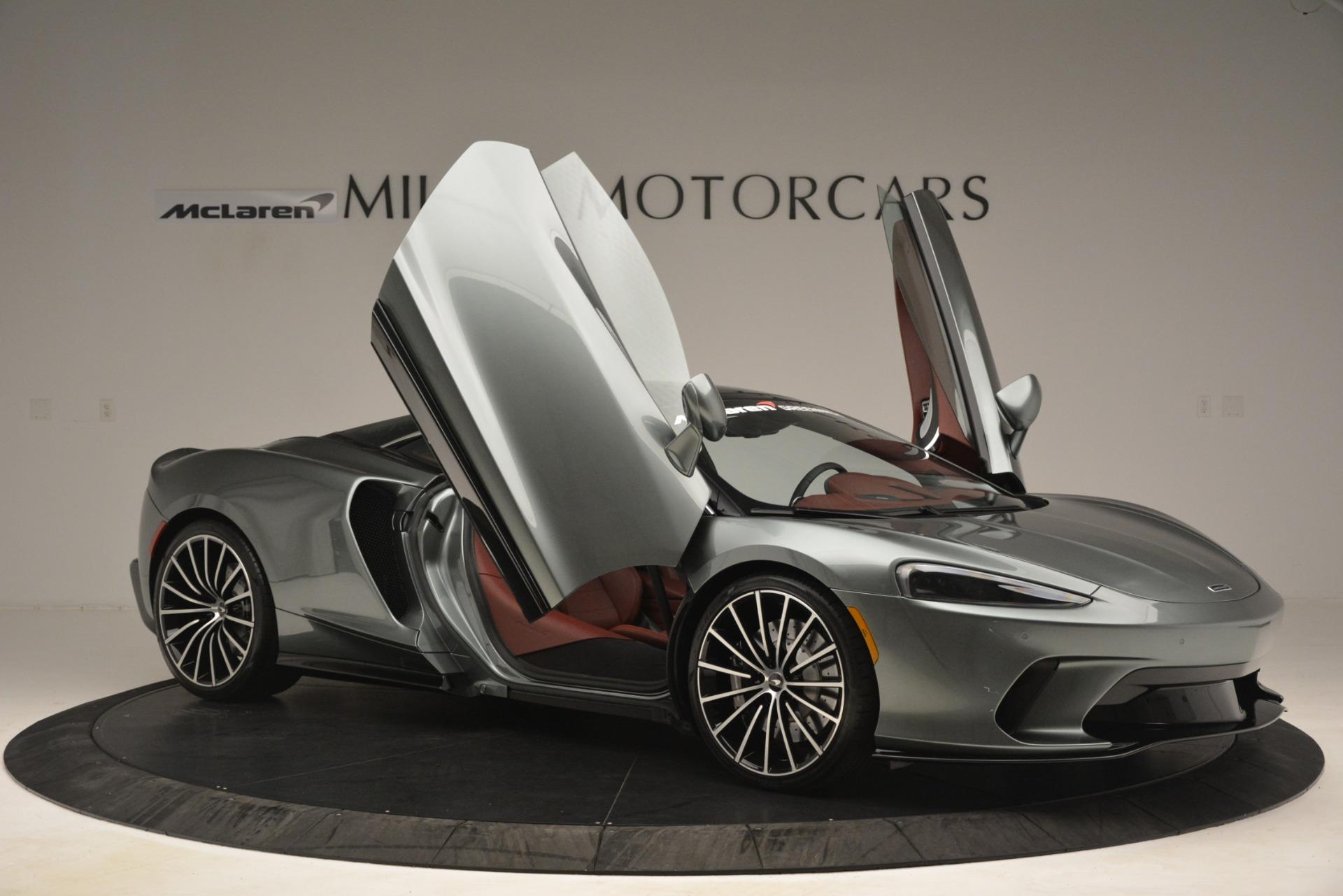 New 2020 McLaren GT Coupe For Sale In Westport, CT 3156_p33