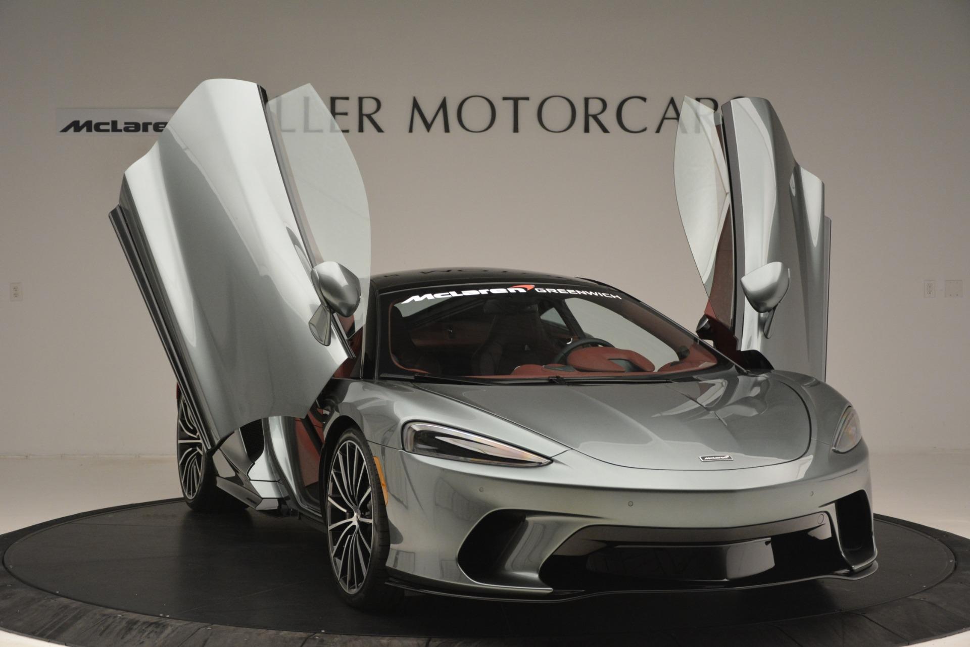 New 2020 McLaren GT Coupe For Sale In Westport, CT 3156_p34