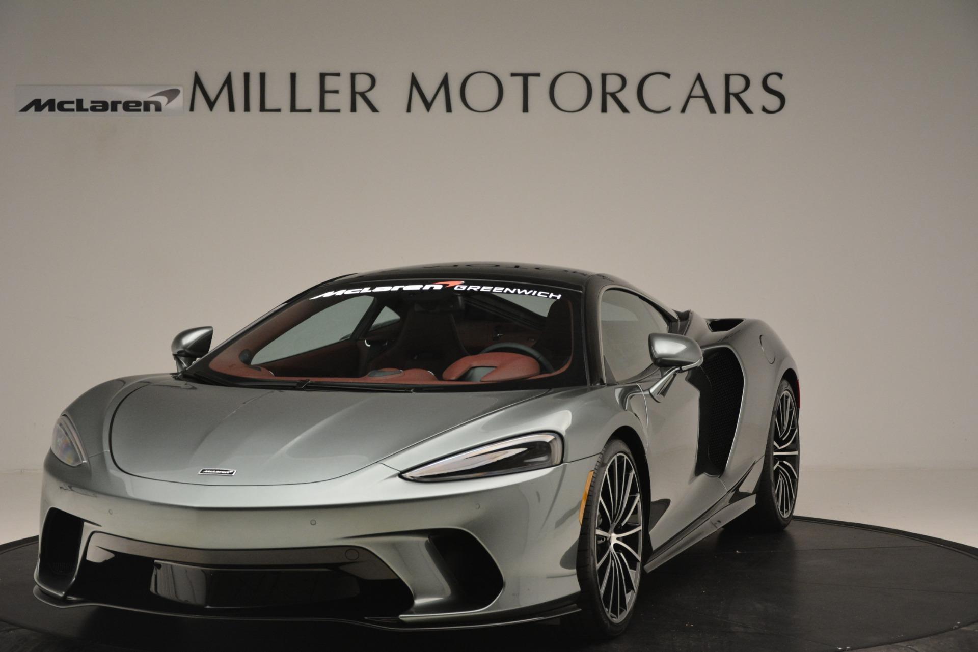 New 2020 McLaren GT Coupe For Sale In Westport, CT 3156_p36