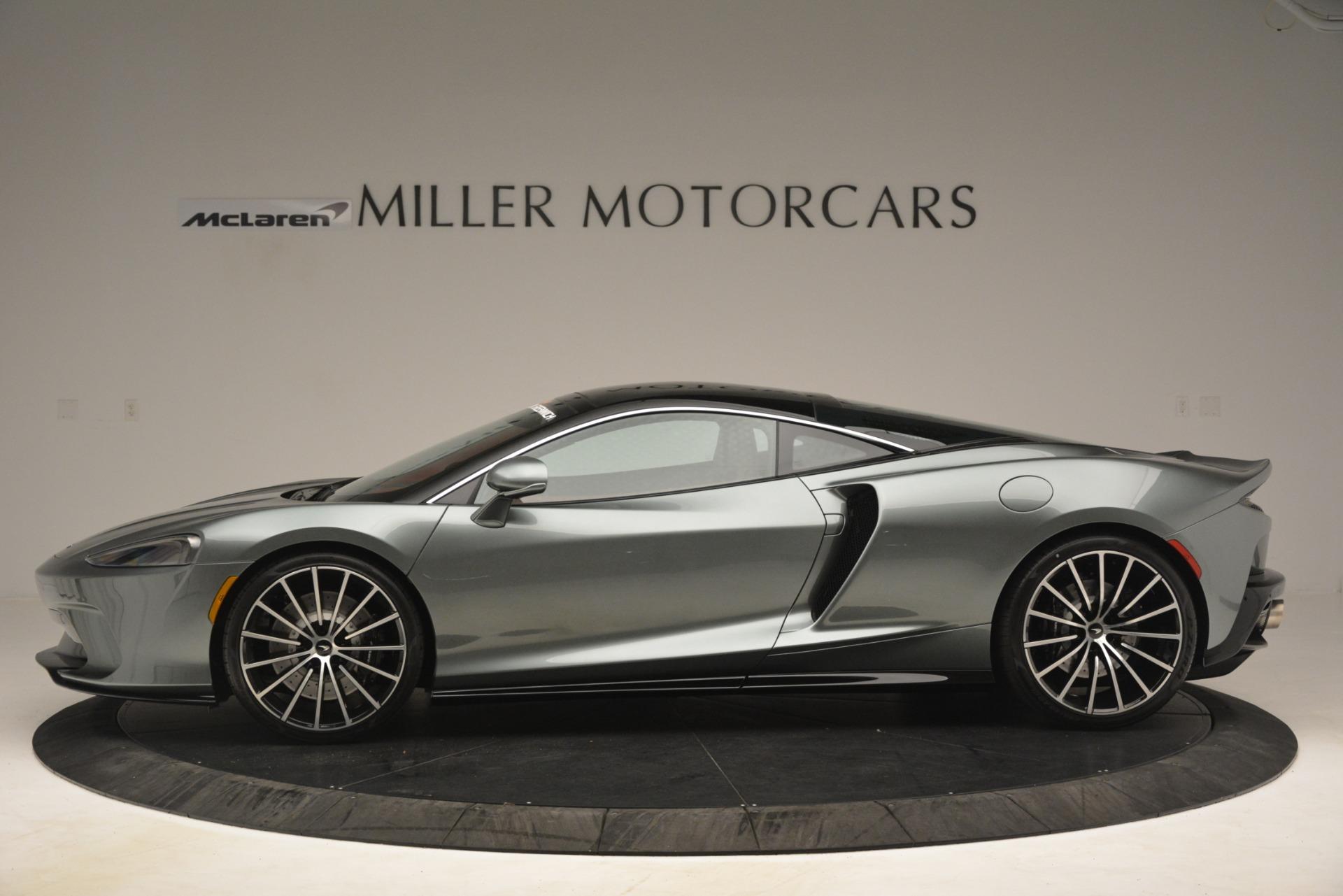 New 2020 McLaren GT Coupe For Sale In Westport, CT 3156_p37