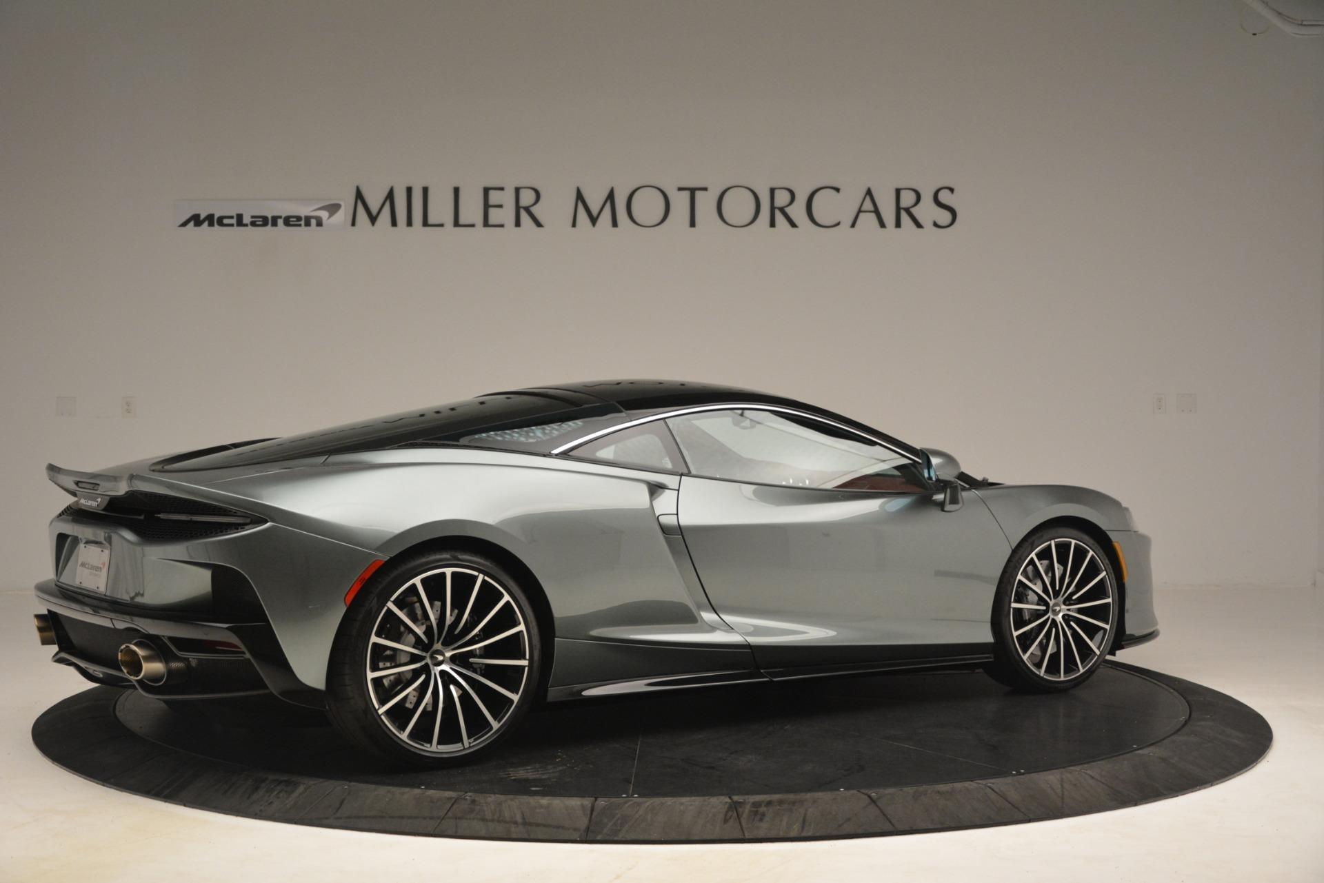 New 2020 McLaren GT Coupe For Sale In Westport, CT 3156_p44