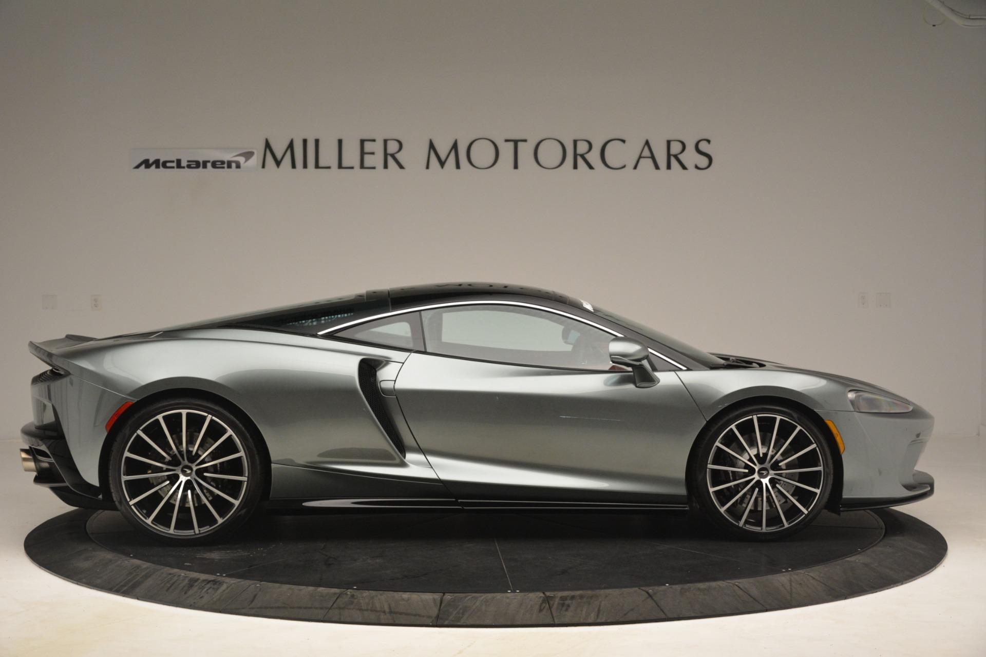 New 2020 McLaren GT Coupe For Sale In Westport, CT 3156_p46