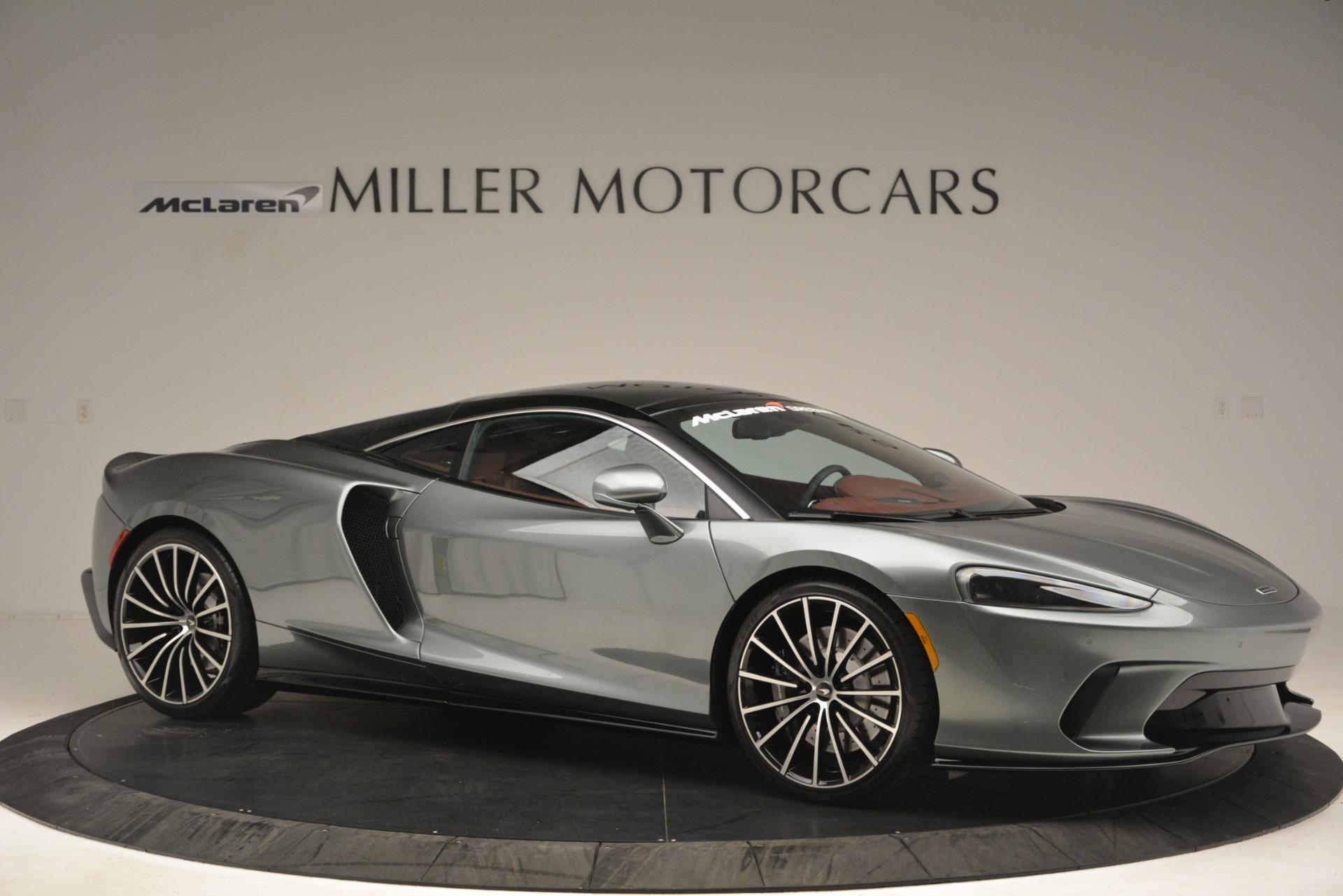 New 2020 McLaren GT Coupe For Sale In Westport, CT 3156_p47