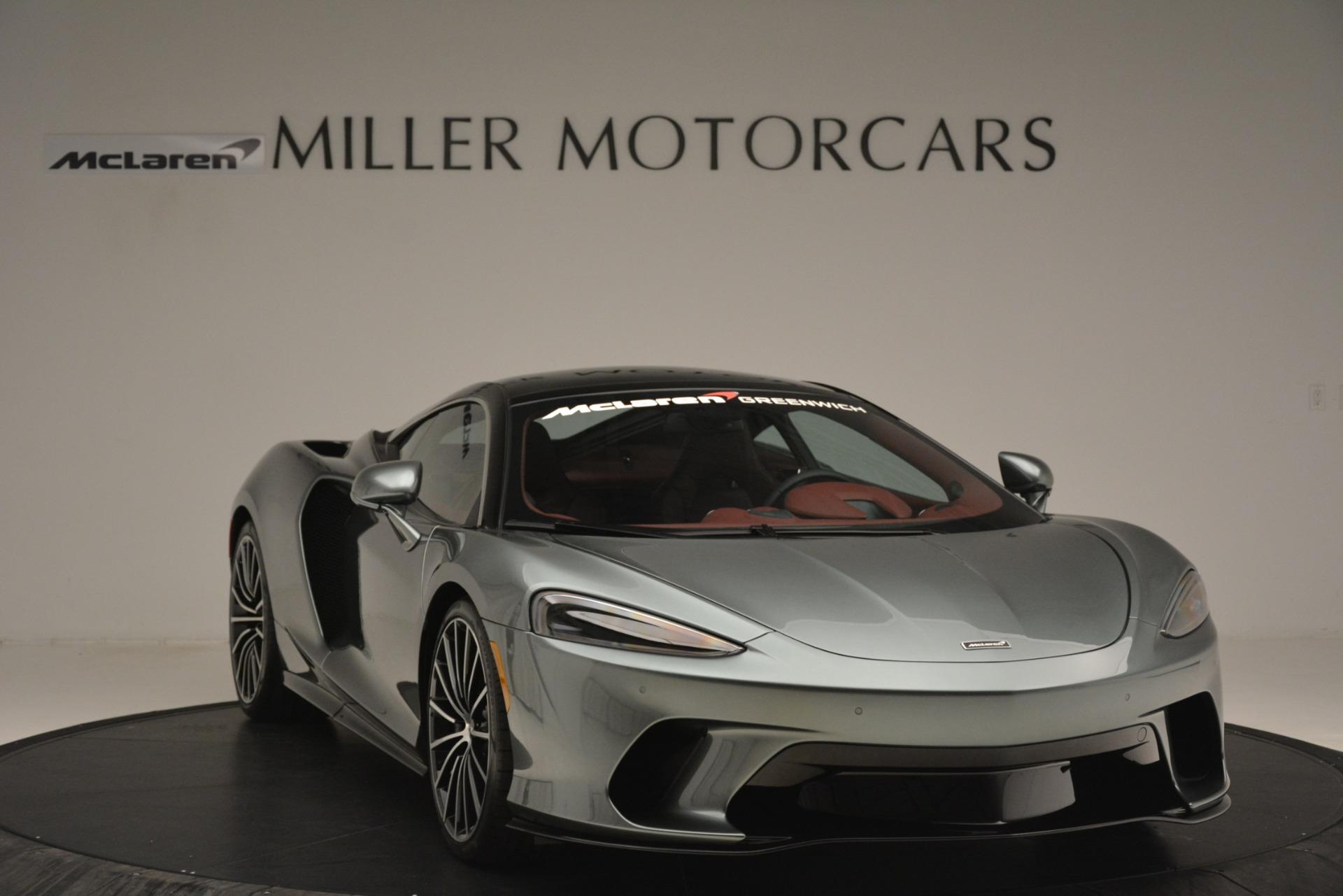 New 2020 McLaren GT Coupe For Sale In Westport, CT 3156_p48