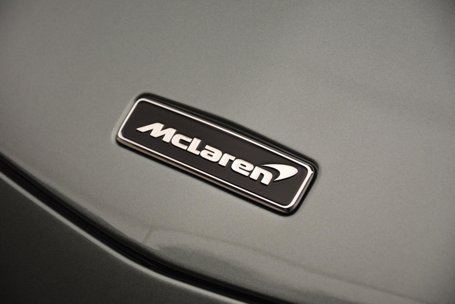 New 2020 McLaren GT Coupe For Sale In Westport, CT 3156_p49