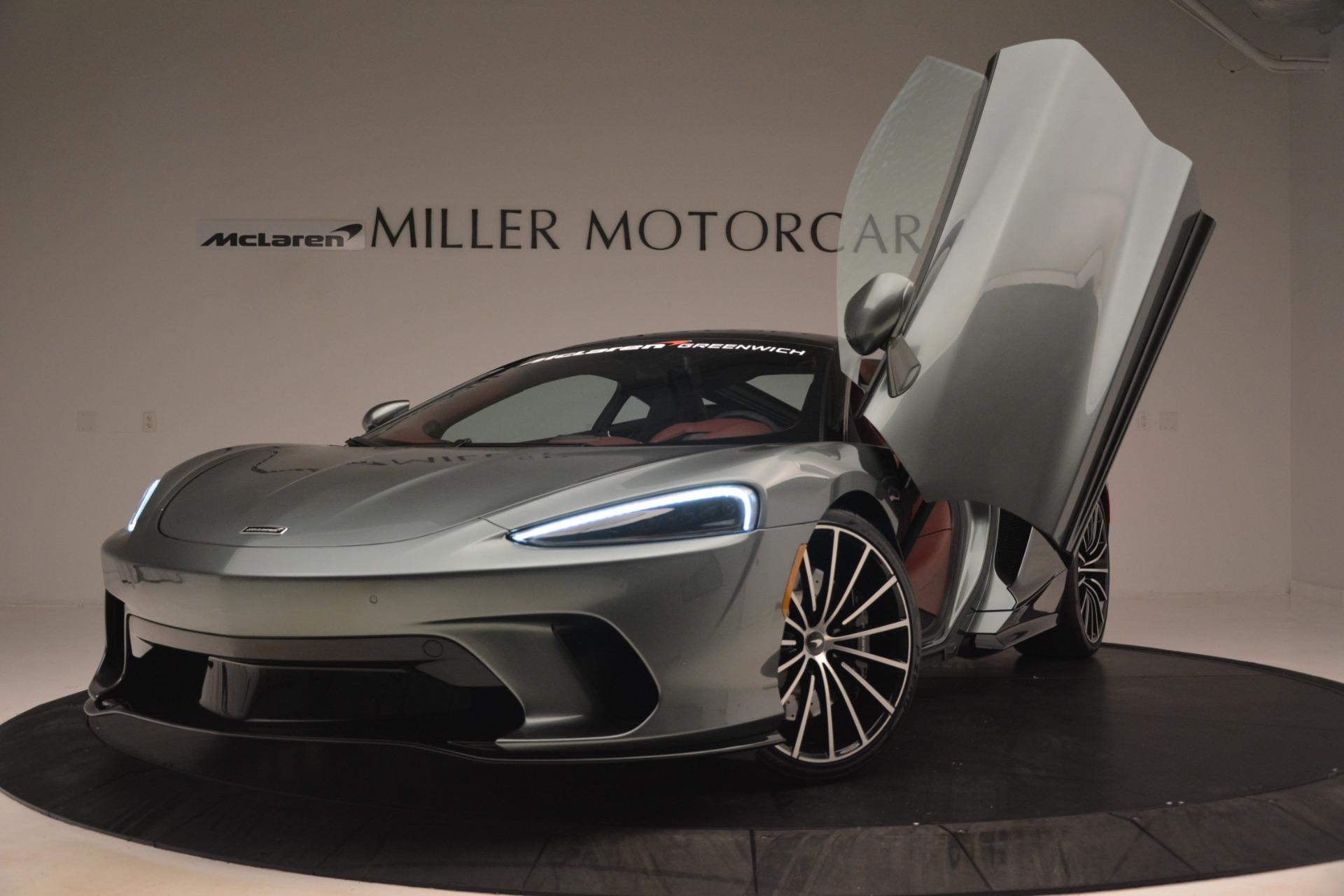 New 2020 McLaren GT Coupe For Sale In Westport, CT 3156_p54
