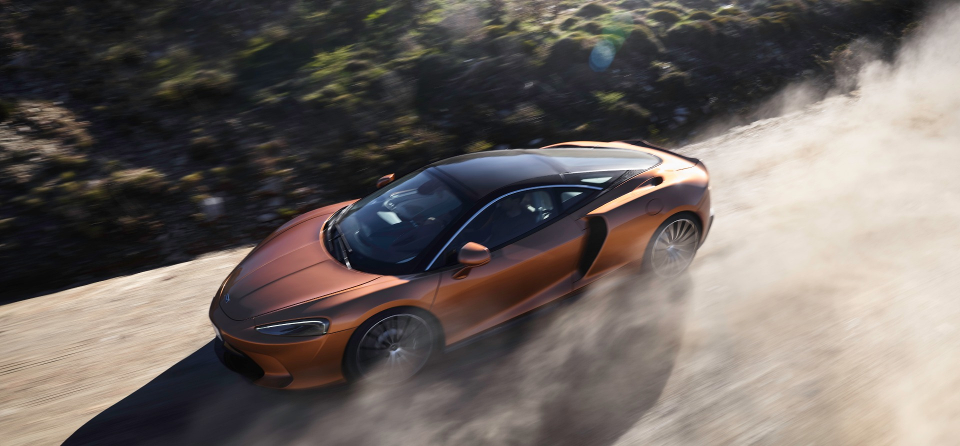 New 2020 McLaren GT Coupe For Sale In Westport, CT 3156_p5