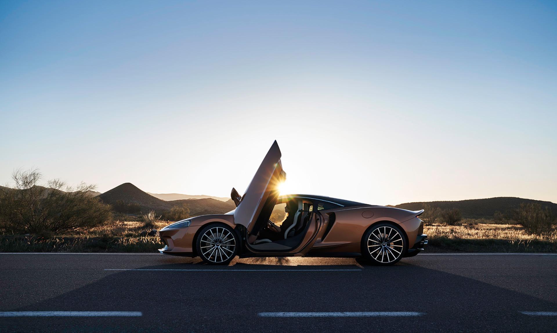 New 2020 McLaren GT Coupe For Sale In Westport, CT 3156_p6