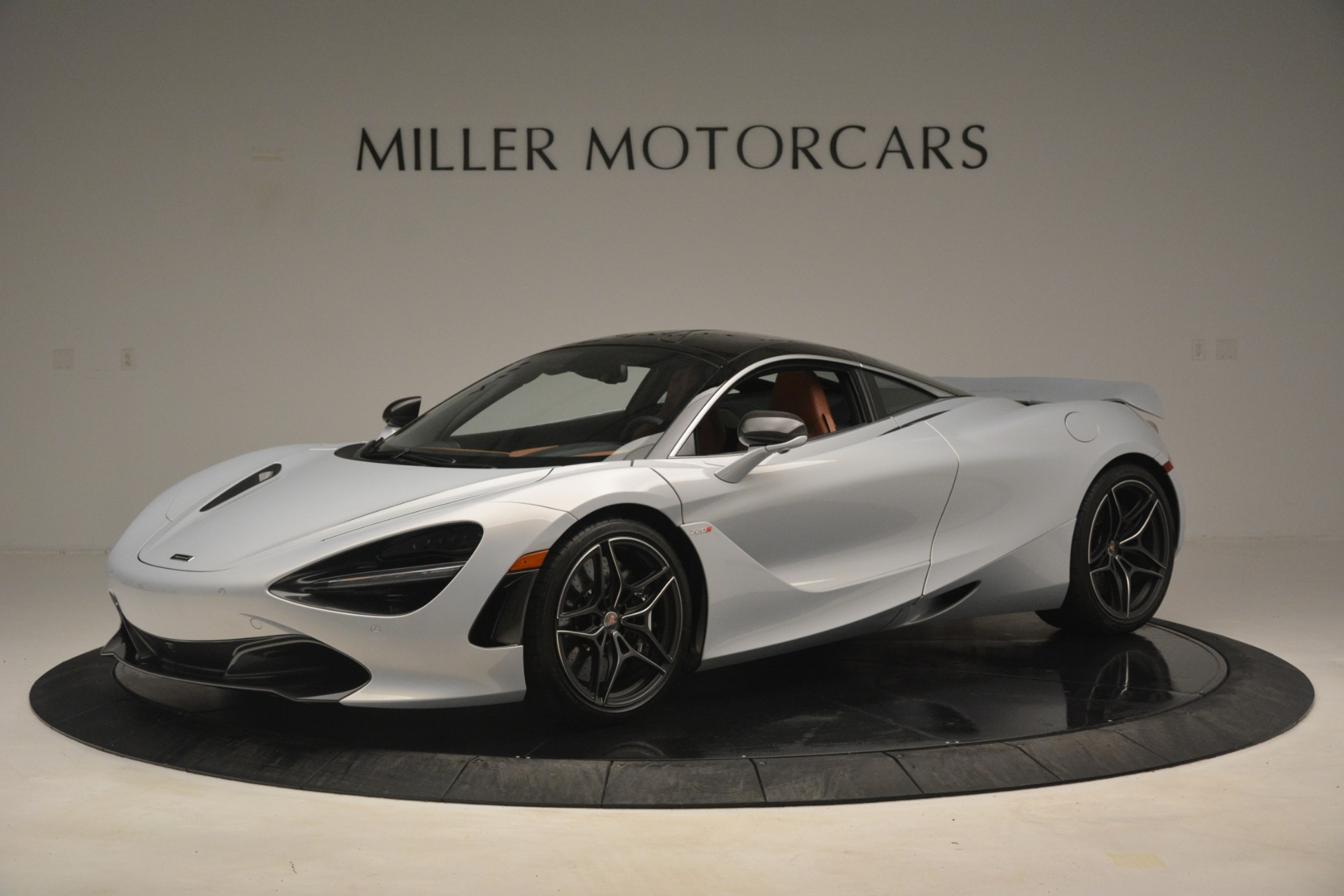 Used 2018 McLaren 720S Coupe For Sale In Westport, CT 3157_main