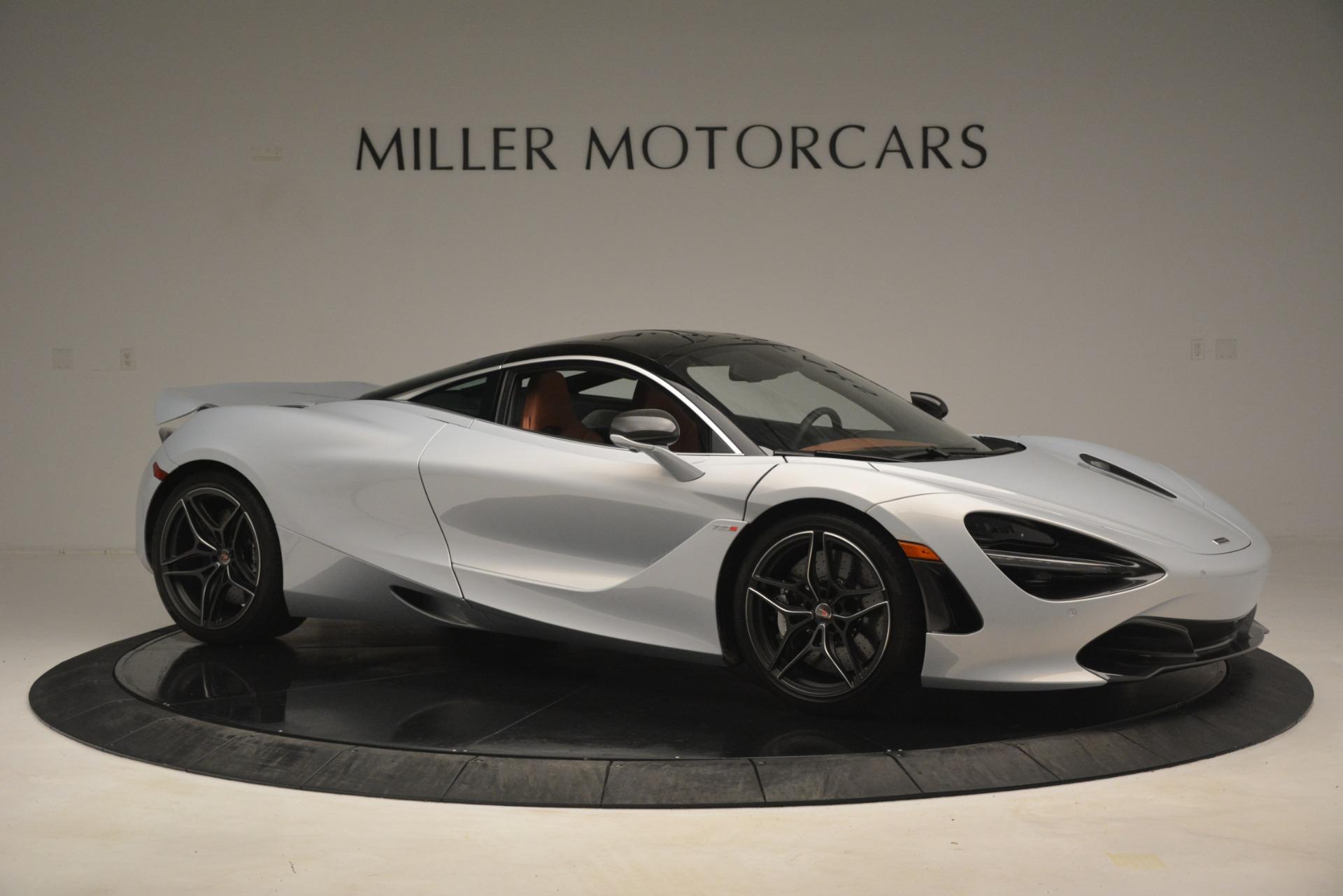 Used 2018 McLaren 720S Coupe For Sale In Westport, CT 3157_p10