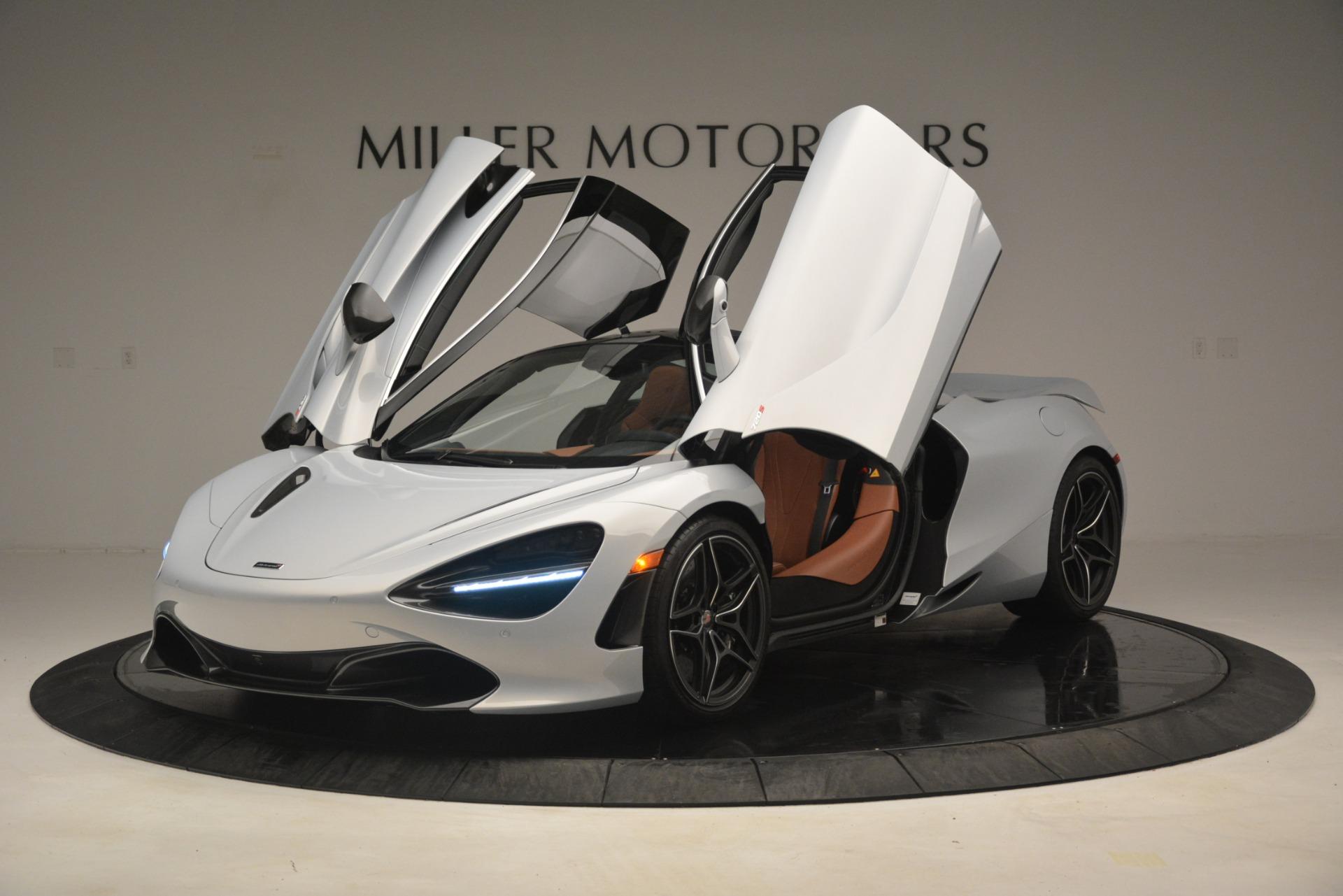 Used 2018 McLaren 720S Coupe For Sale In Westport, CT 3157_p14