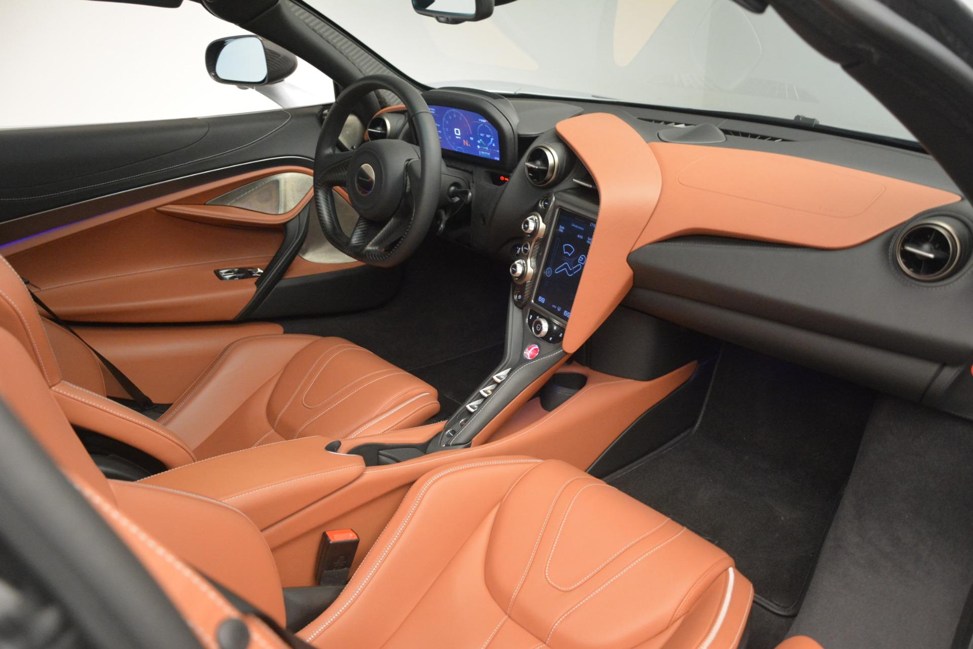 Used 2018 McLaren 720S Coupe For Sale In Westport, CT 3157_p18