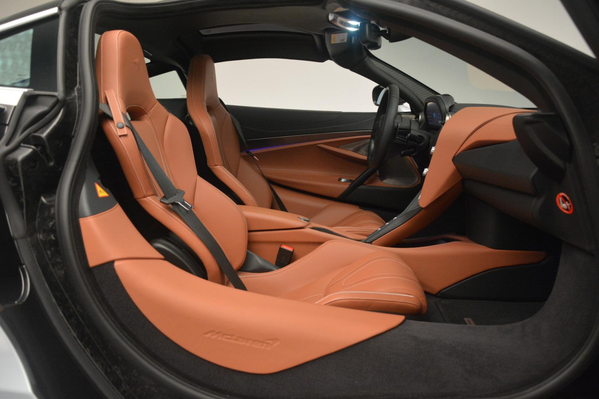 Used 2018 McLaren 720S Coupe For Sale In Westport, CT 3157_p19