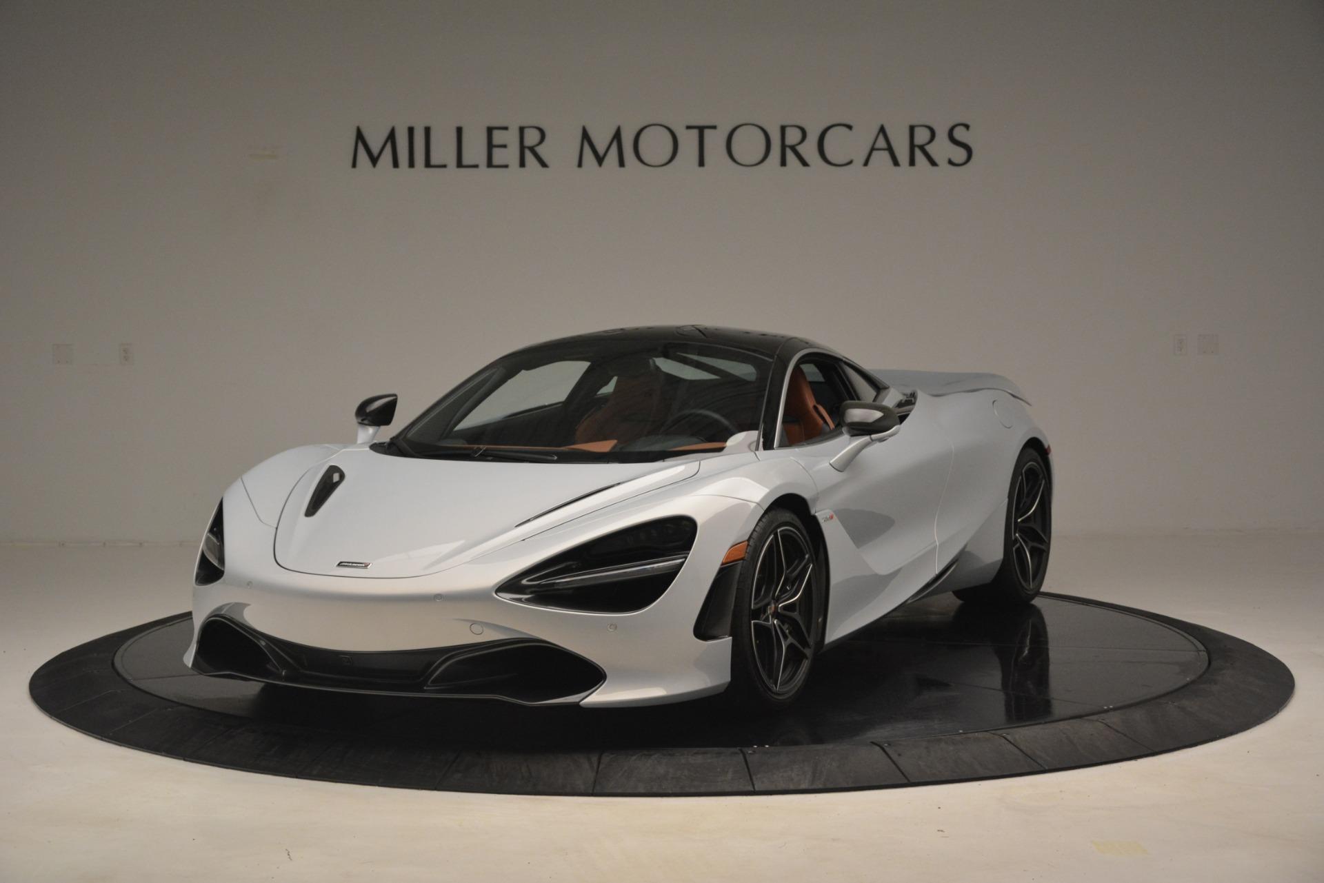 Used 2018 McLaren 720S Coupe For Sale In Westport, CT 3157_p2