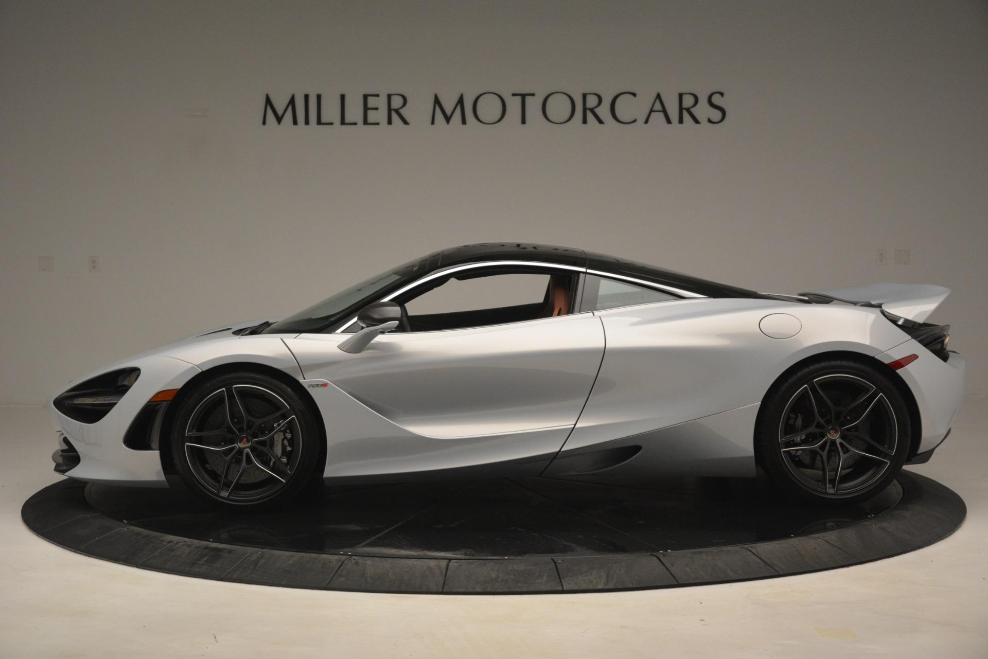 Used 2018 McLaren 720S Coupe For Sale In Westport, CT 3157_p3