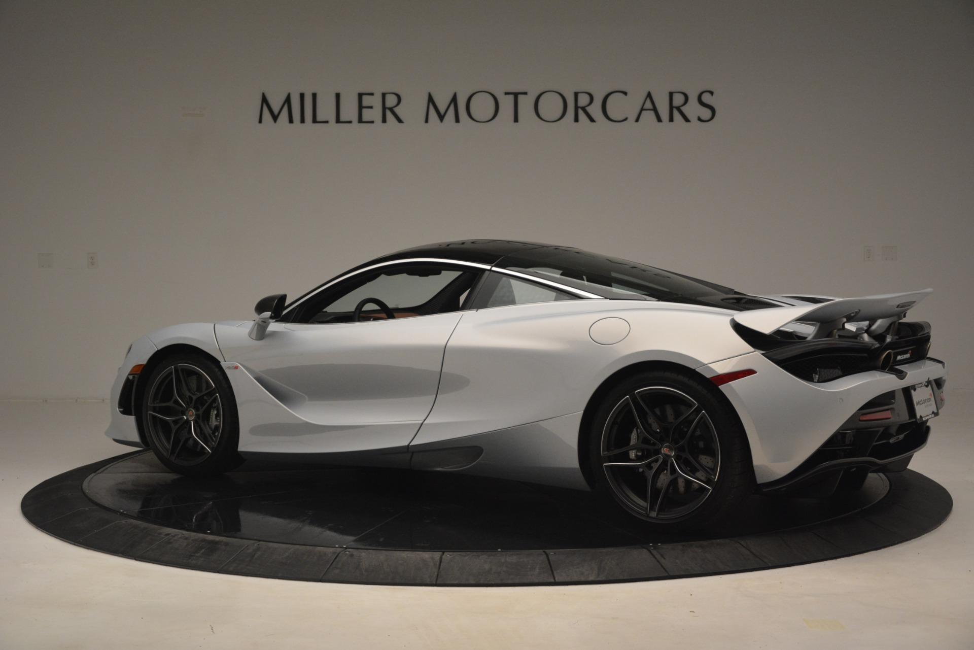 Used 2018 McLaren 720S Coupe For Sale In Westport, CT 3157_p4