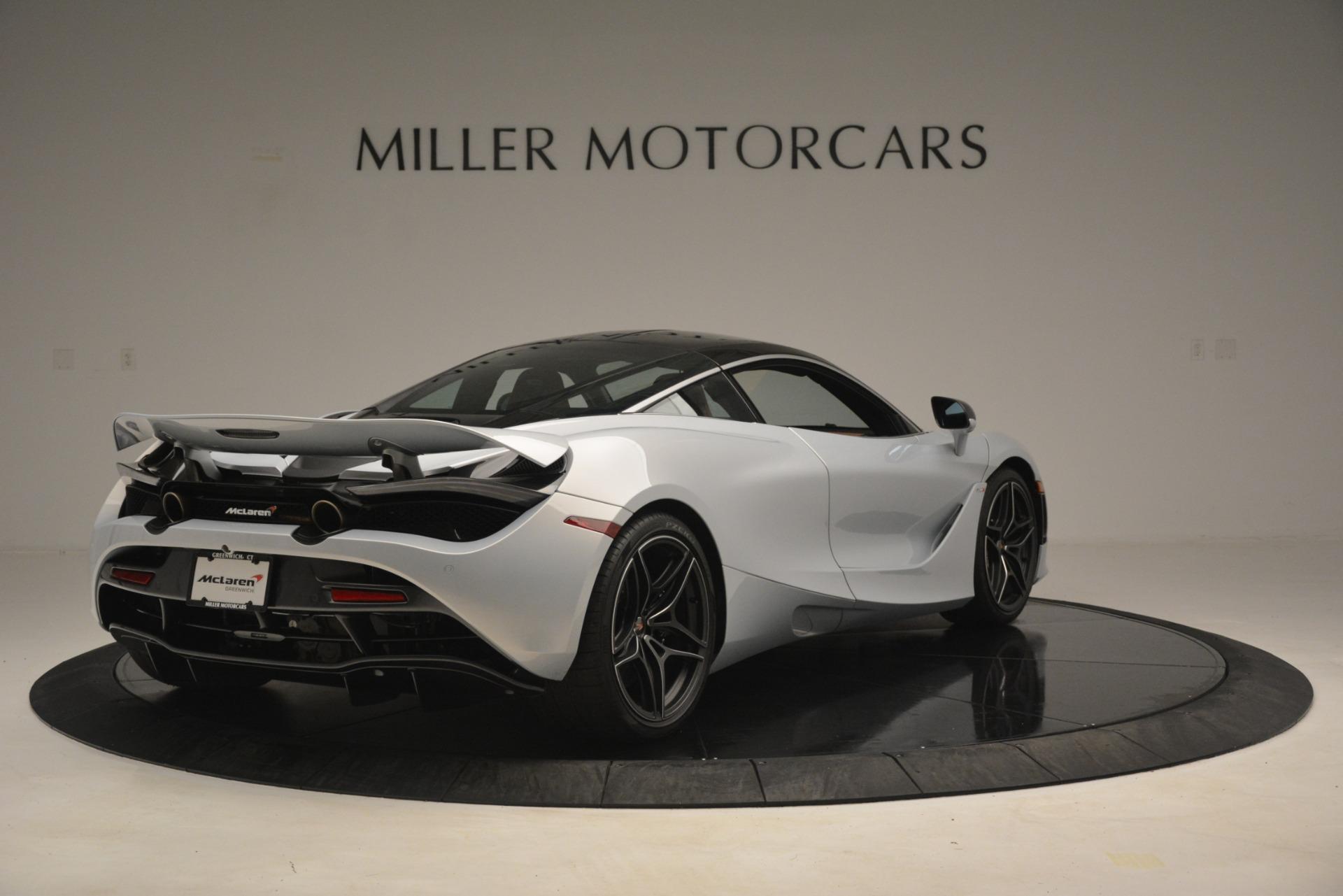 Used 2018 McLaren 720S Coupe For Sale In Westport, CT 3157_p7