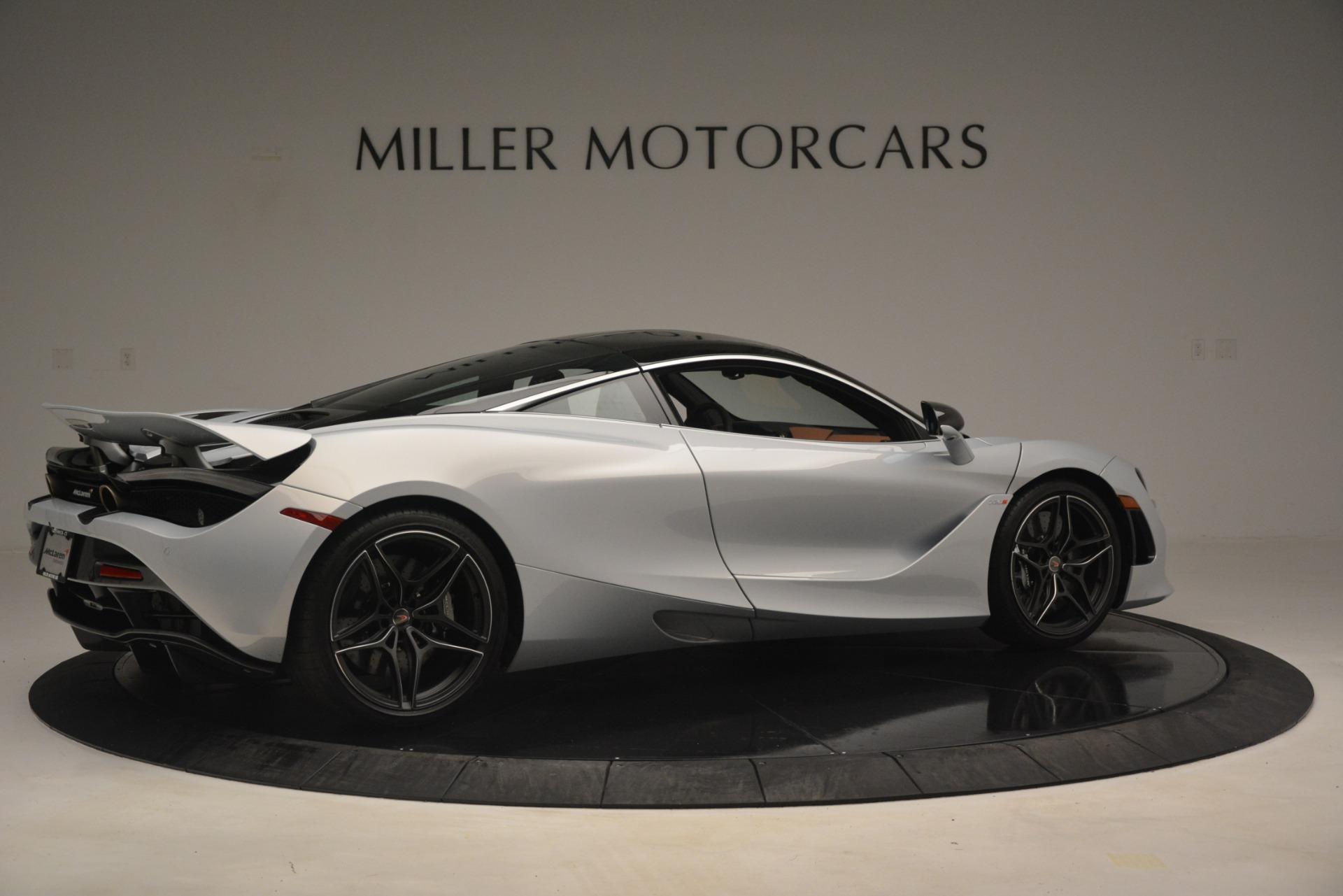 Used 2018 McLaren 720S Coupe For Sale In Westport, CT 3157_p8