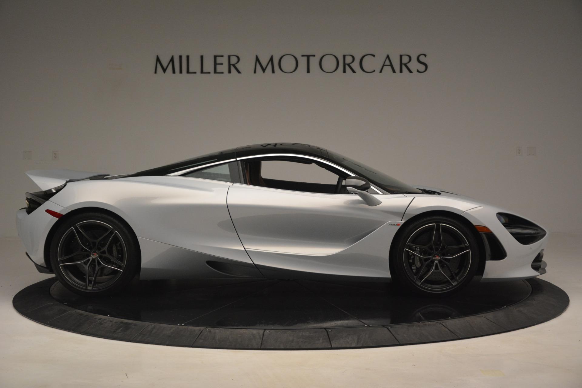Used 2018 McLaren 720S Coupe For Sale In Westport, CT 3157_p9