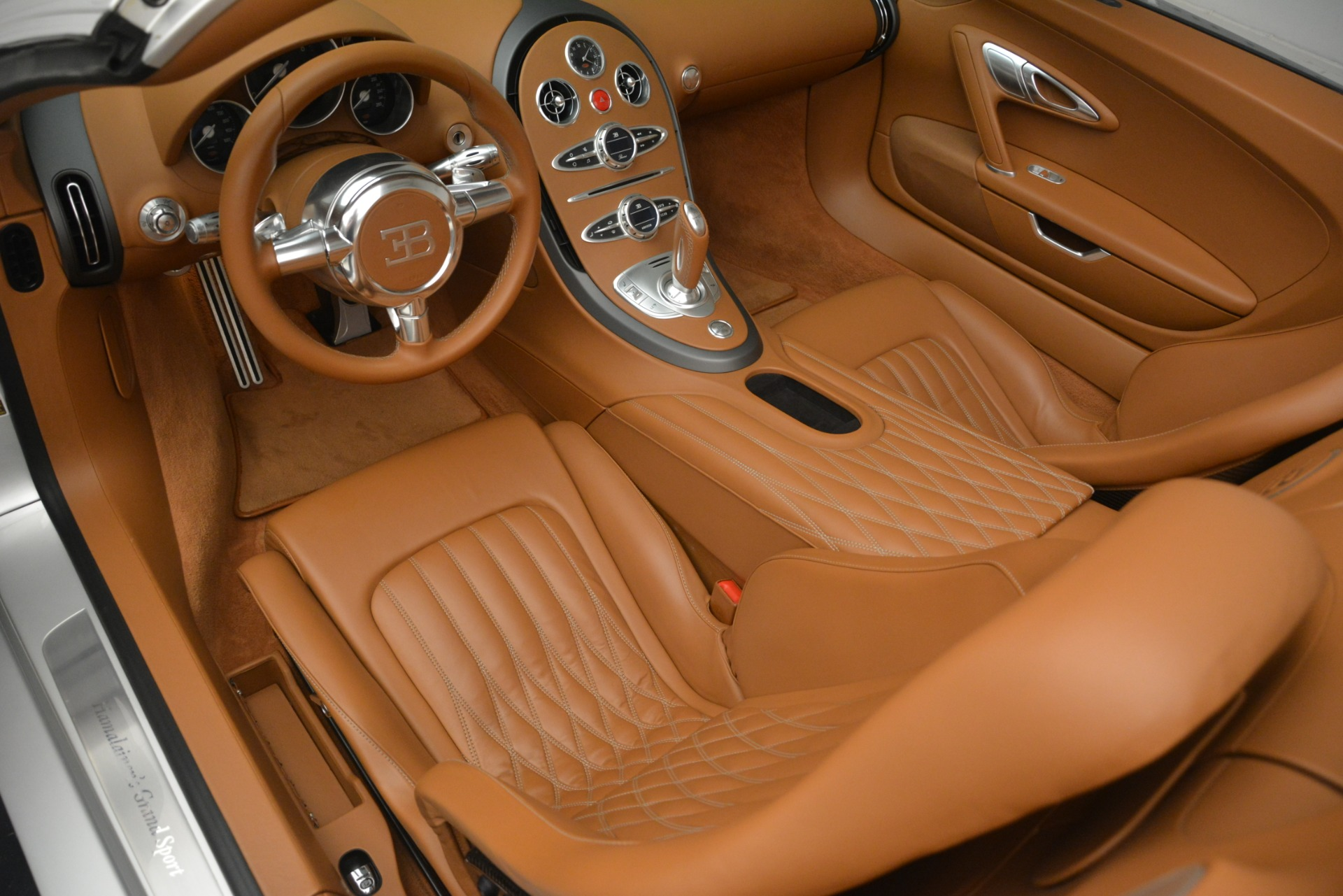 Used 2010 Bugatti Veyron 16.4 Grand Sport For Sale In Westport, CT 3159_p23
