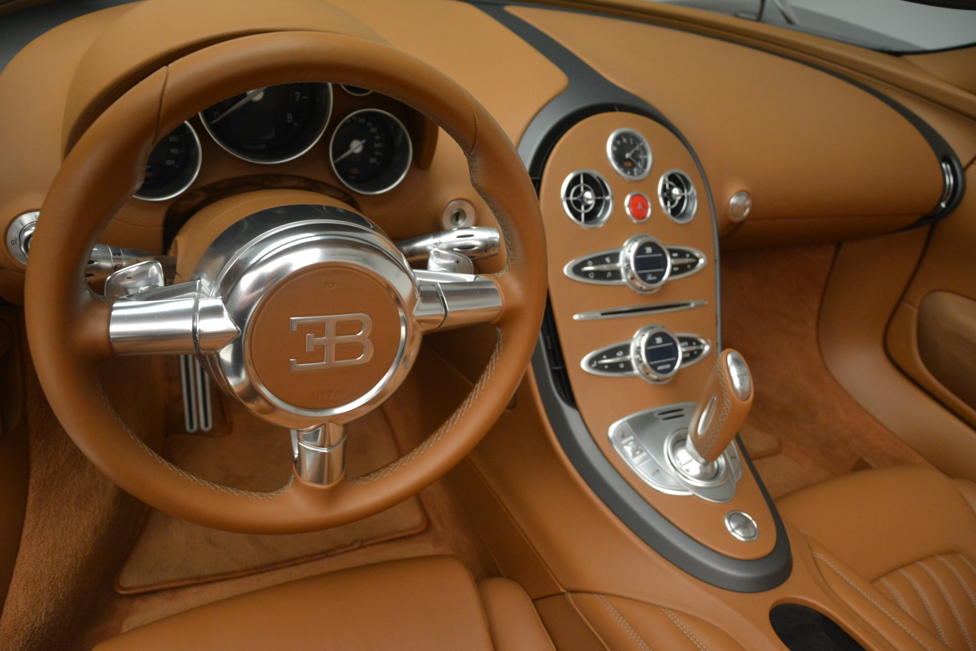 Used 2010 Bugatti Veyron 16.4 Grand Sport For Sale In Westport, CT 3159_p28