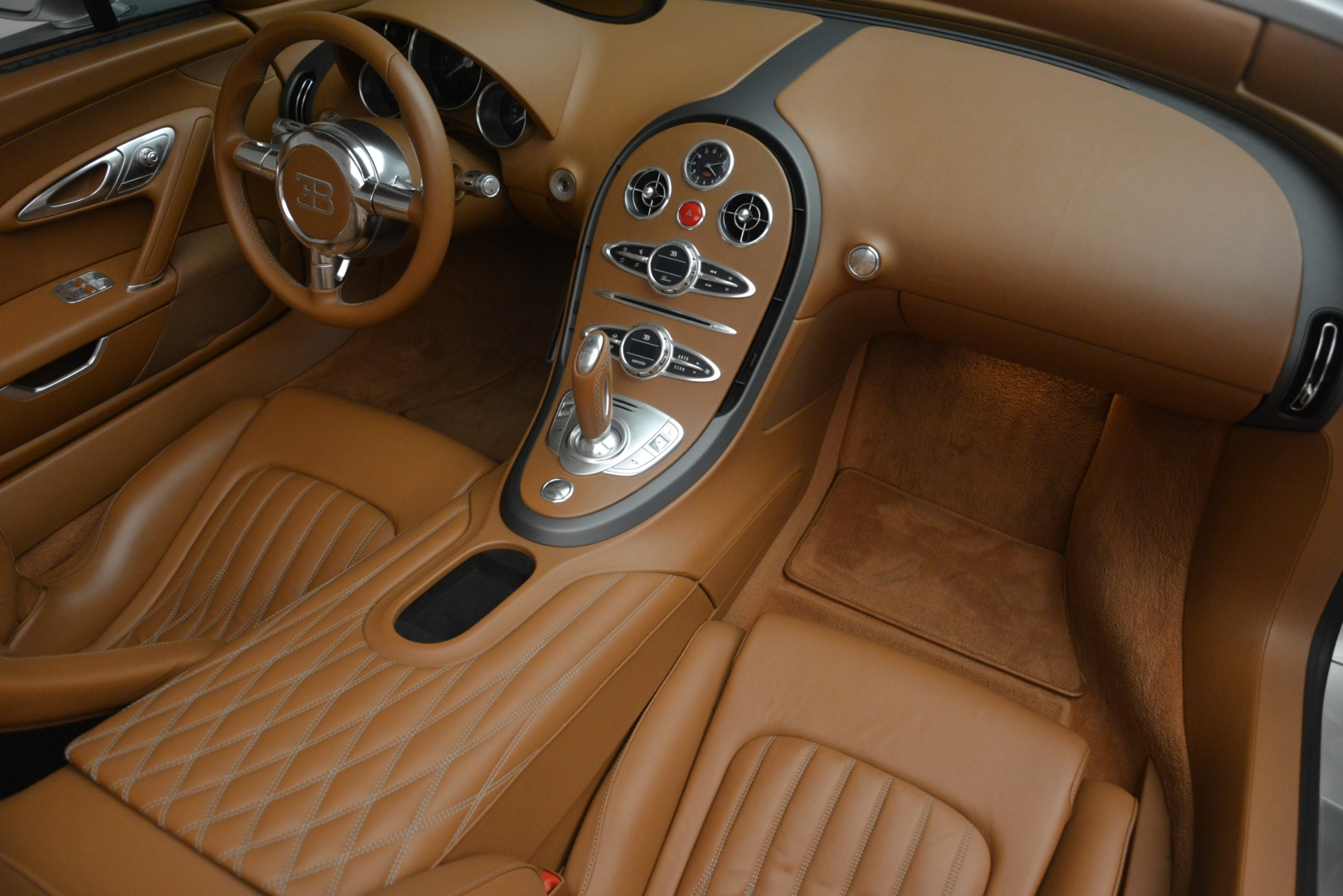 Used 2010 Bugatti Veyron 16.4 Grand Sport For Sale In Westport, CT 3159_p37