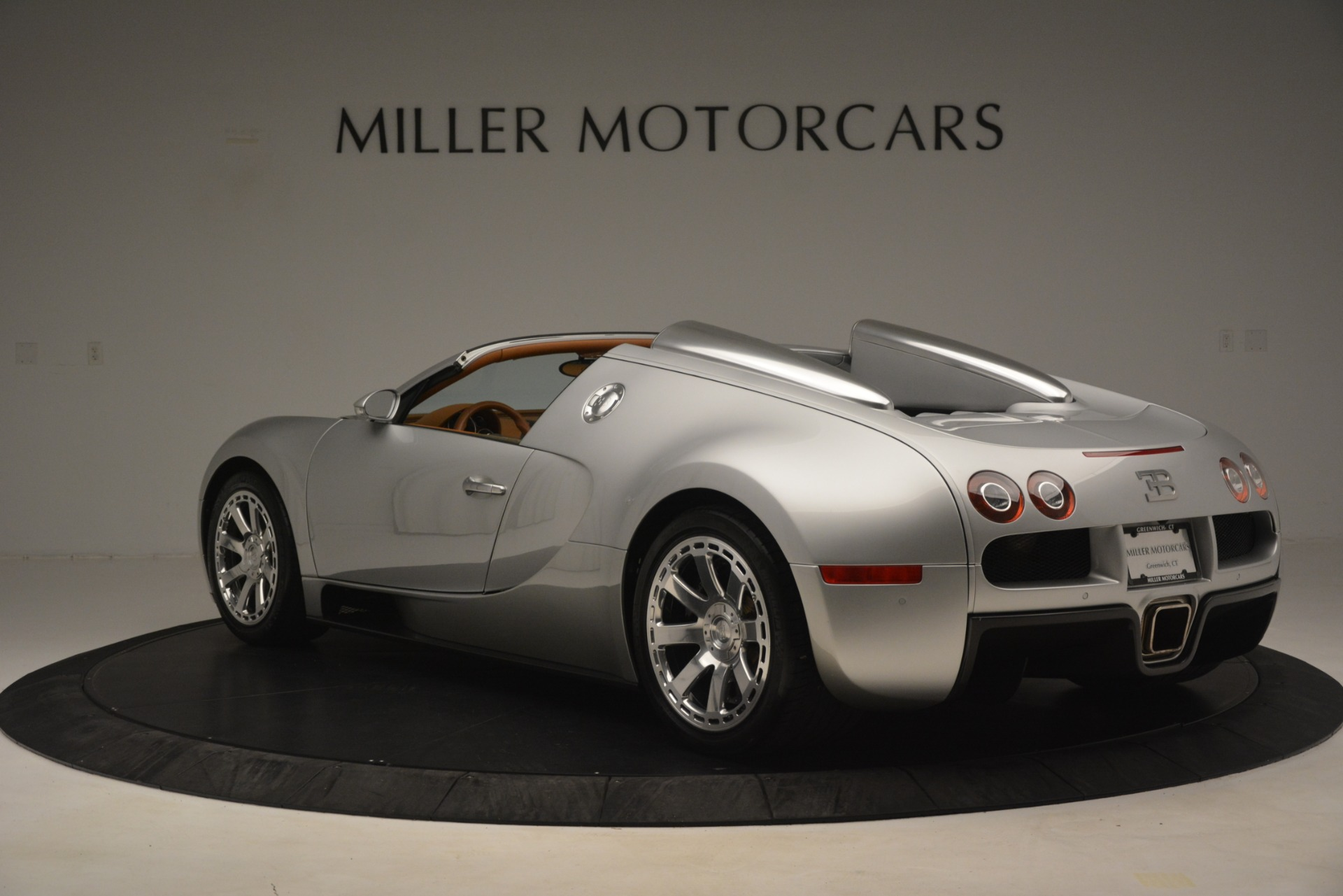 Used 2010 Bugatti Veyron 16.4 Grand Sport For Sale In Westport, CT 3159_p6