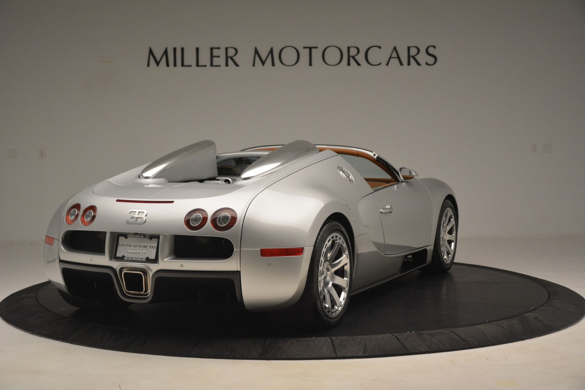 Used 2010 Bugatti Veyron 16.4 Grand Sport For Sale In Westport, CT 3159_p8