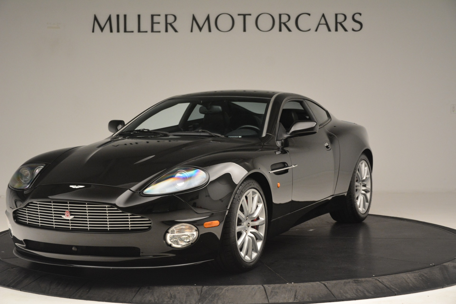 Used 2004 Aston Martin V12 Vanquish  For Sale In Westport, CT