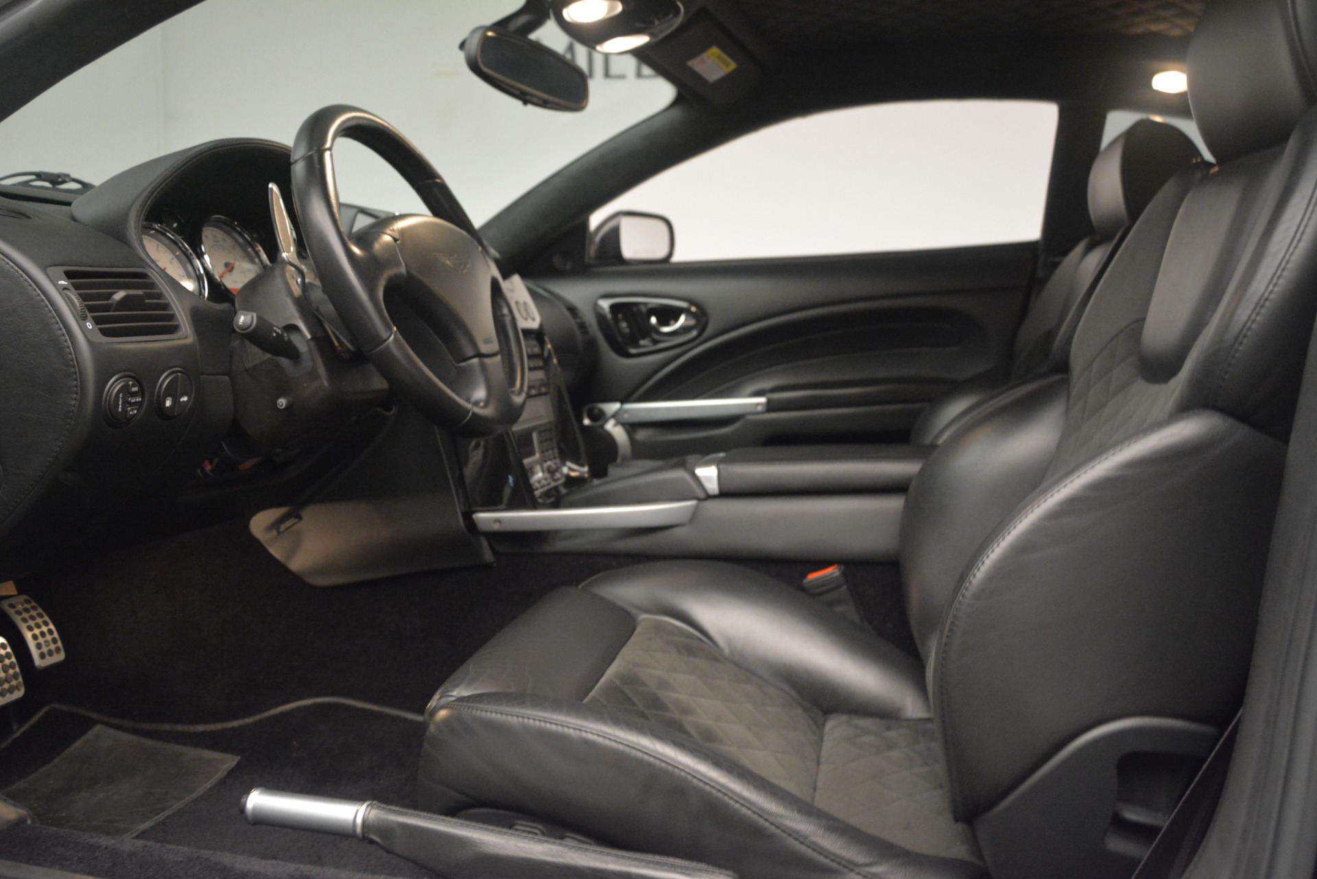 Used 2004 Aston Martin V12 Vanquish  For Sale In Westport, CT 3160_p12